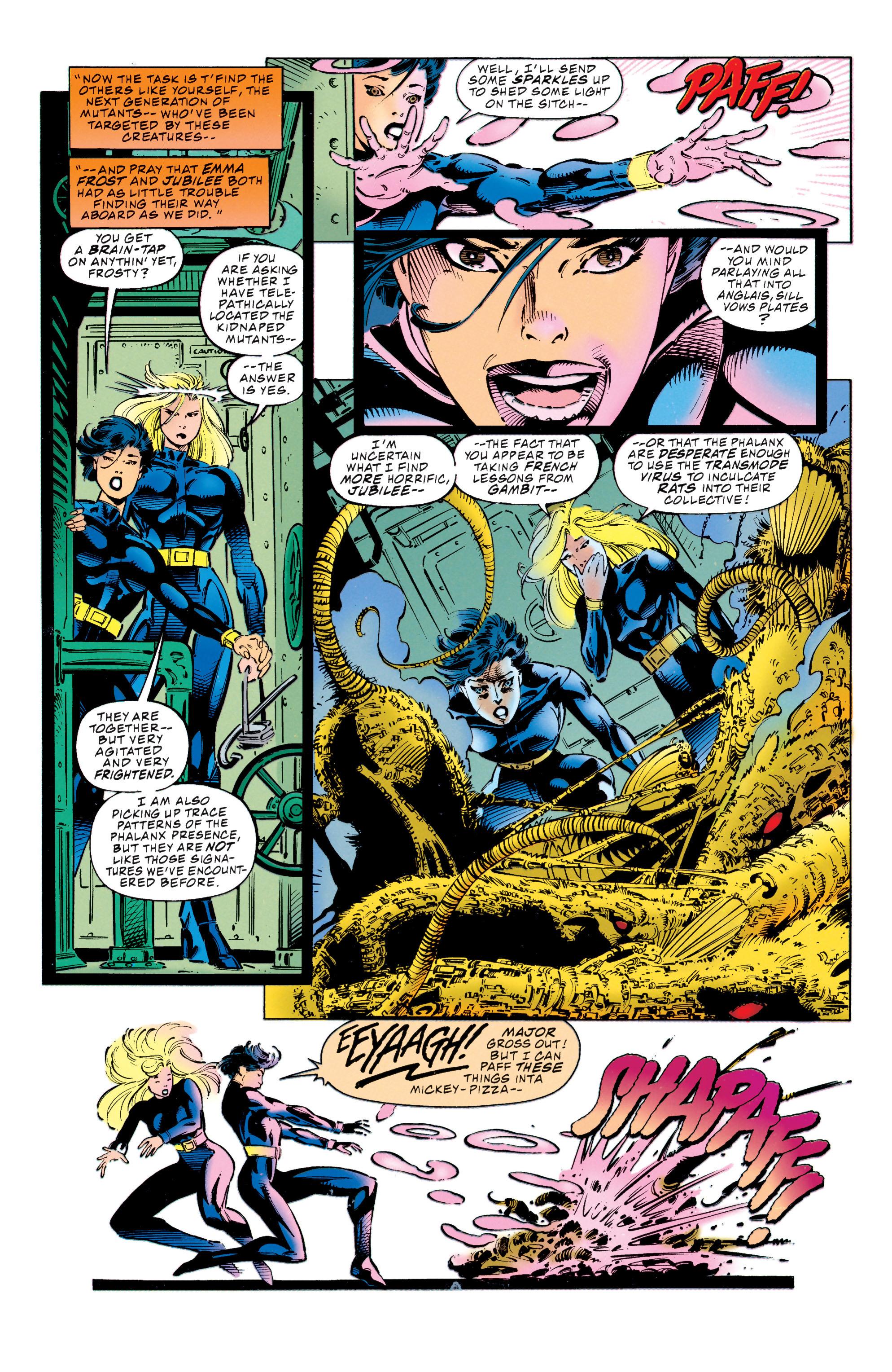 X-Men (1991) 37 Page 7