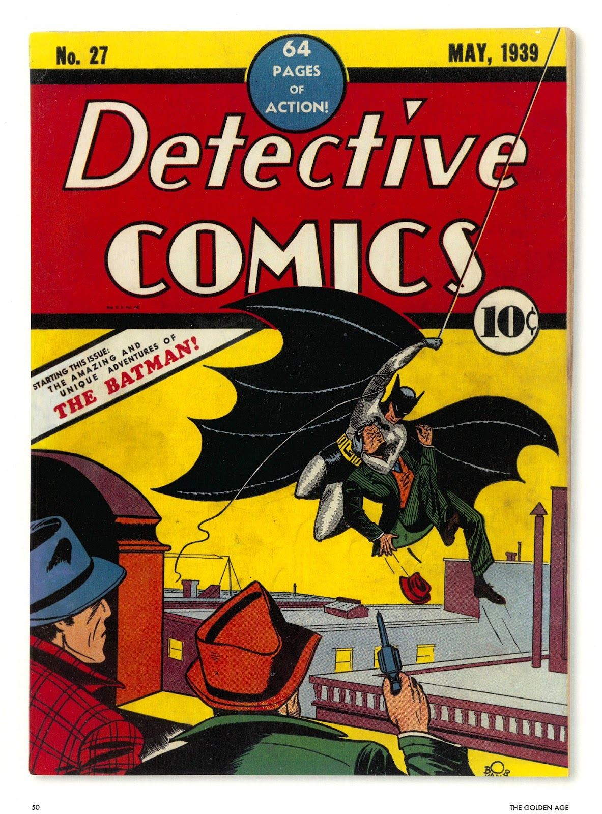 Read online 75 Years Of DC Comics comic -  Issue # TPB (Part 1) - 58