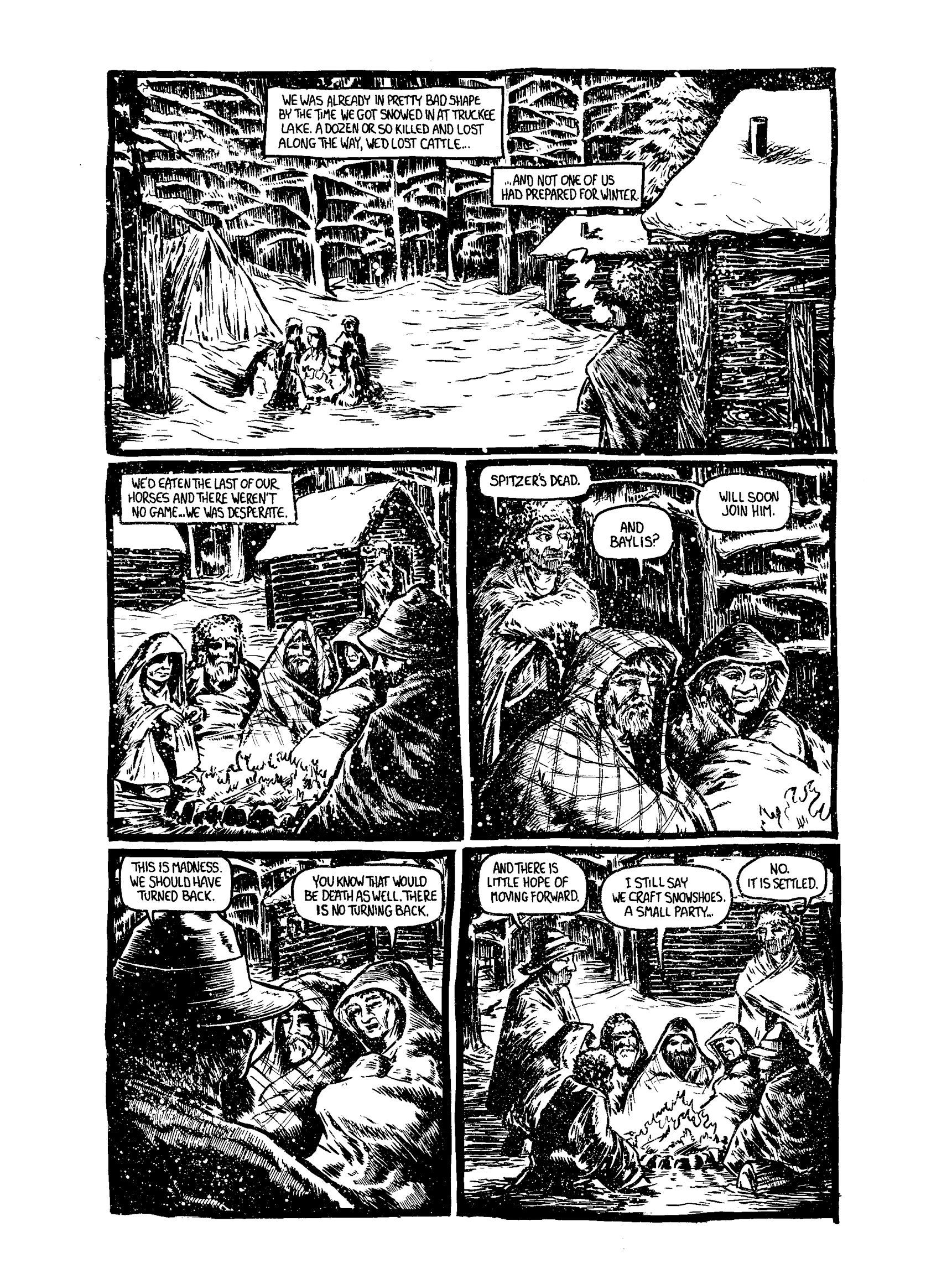 Read online FUBAR comic -  Issue #3 - 102
