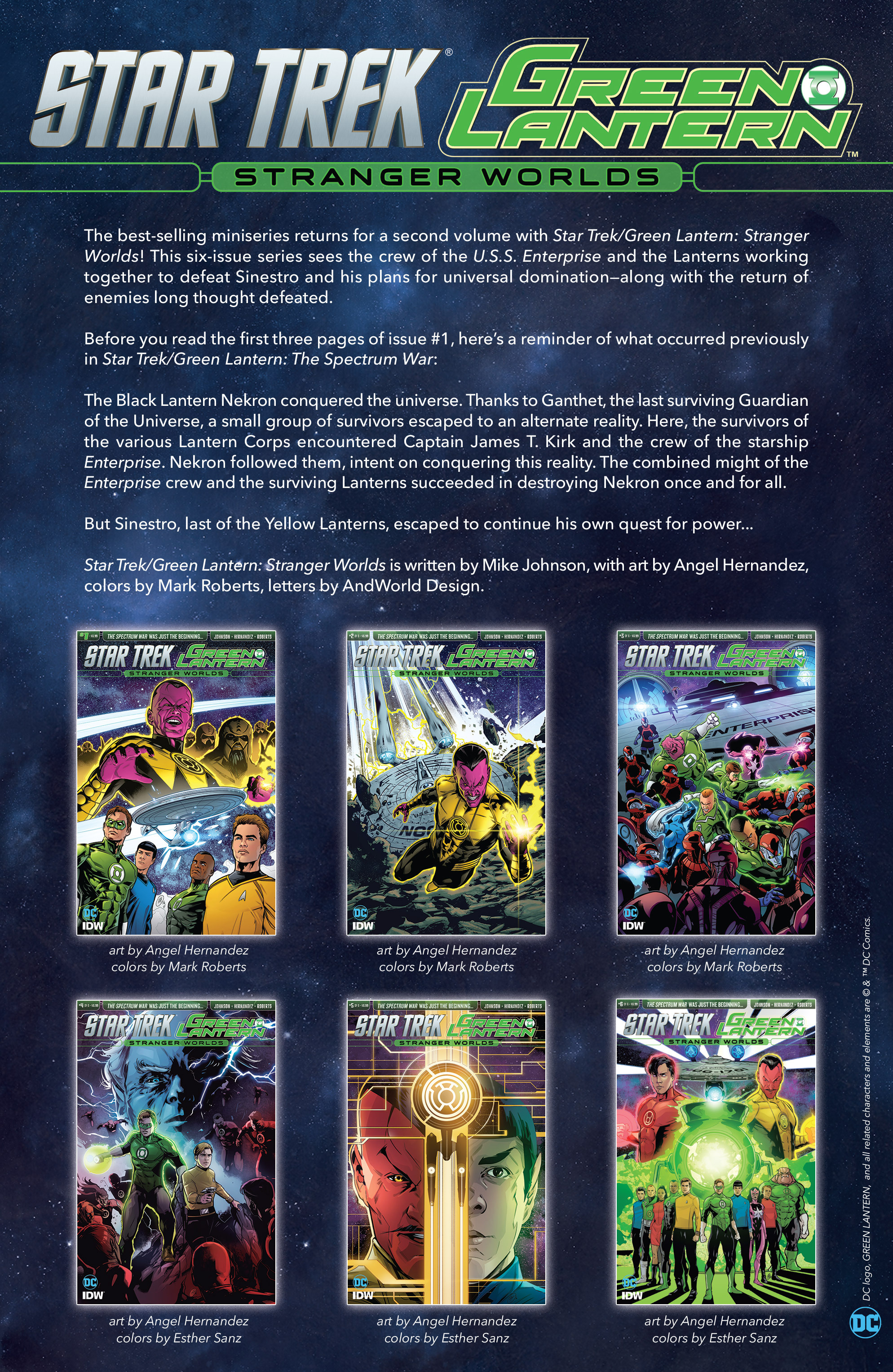 Read online Star Trek: Deviations comic -  Issue # Full - 38