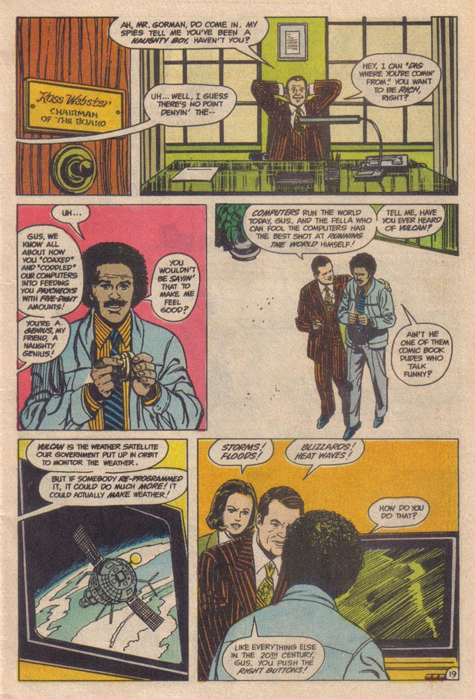 Read online Superman III comic -  Issue # Full - 19