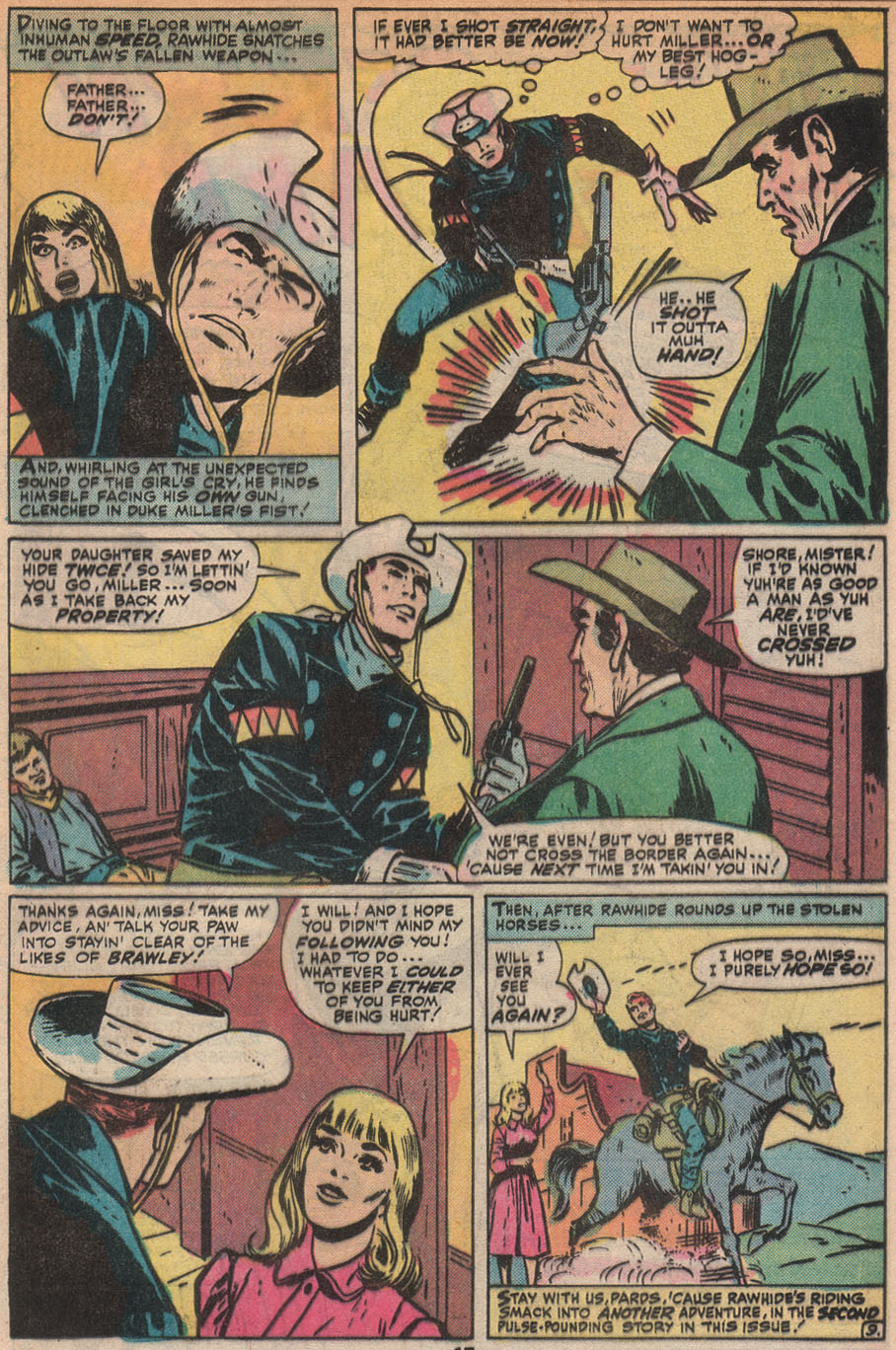 The Rawhide Kid (1955) issue 133 - Page 17