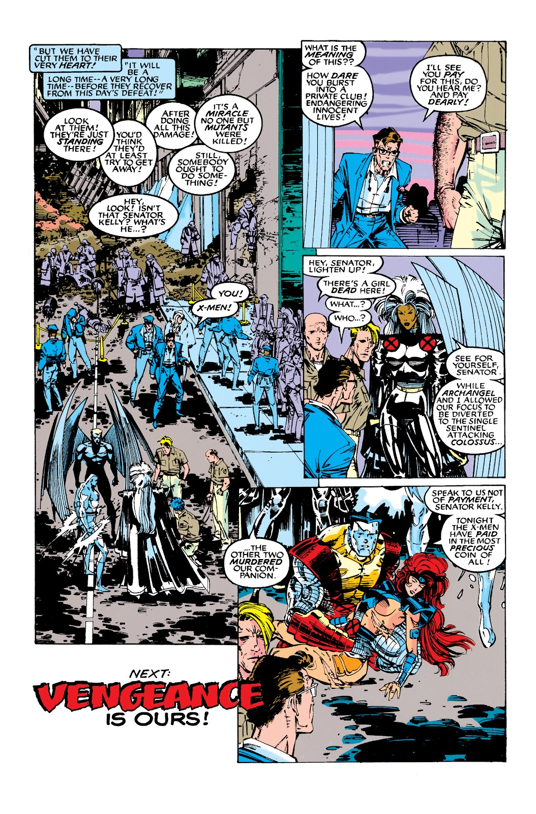 Uncanny X-Men (1963) issue 281 - Page 23