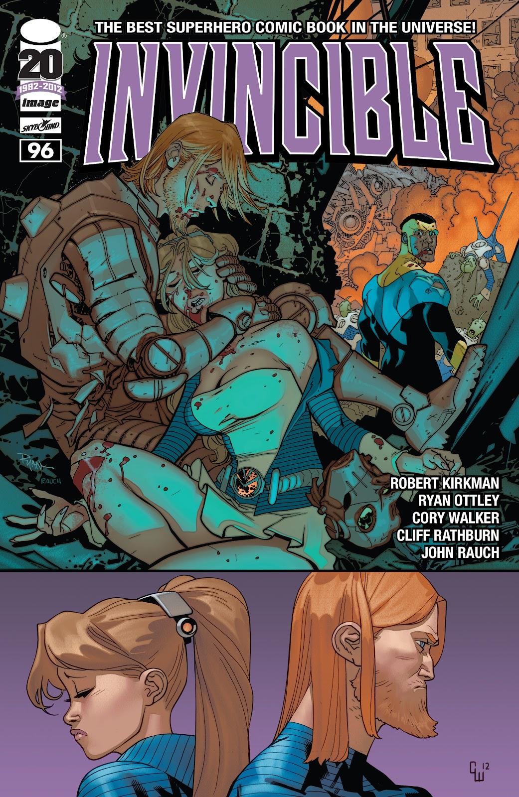 Invincible (2003) 96 Page 1