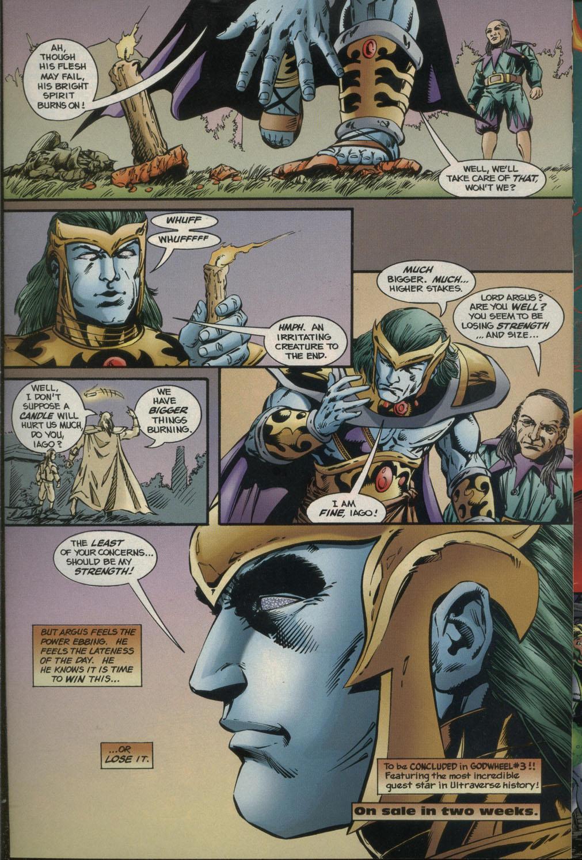 Read online Godwheel comic -  Issue #2 - 27