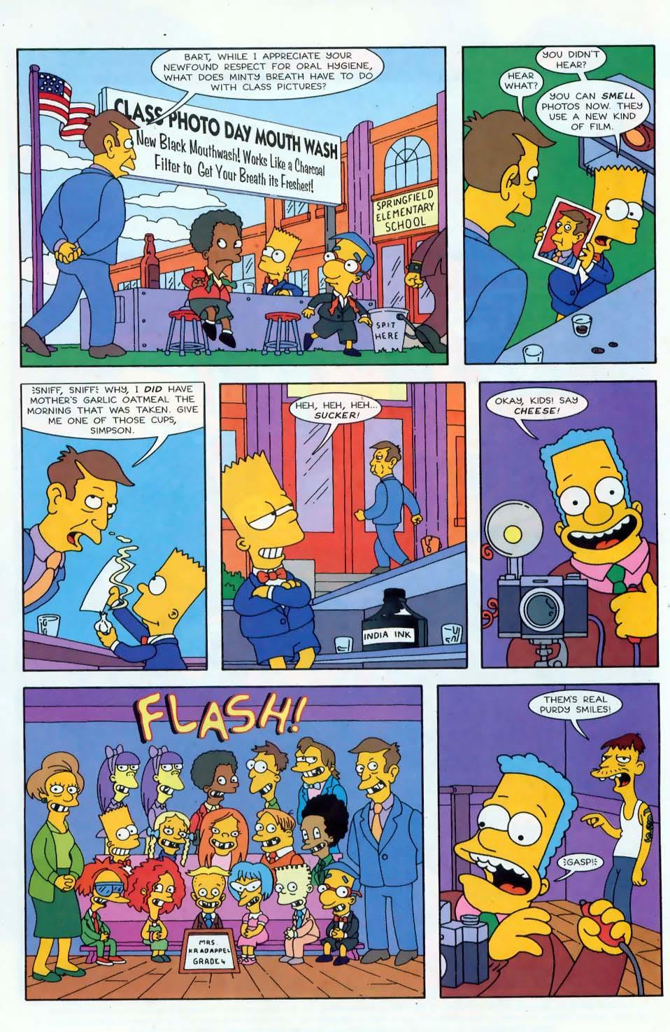 Read online Simpsons Comics comic -  Issue #44 - 3
