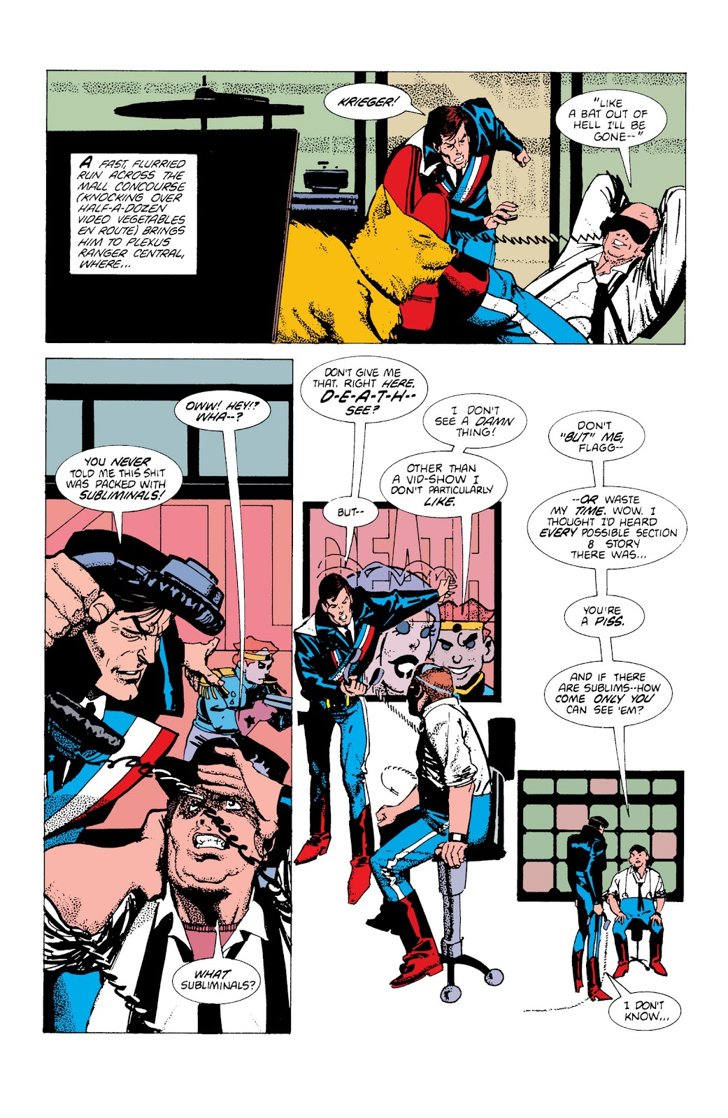 American Flagg! issue Definitive Collection (Part 1) - Page 41