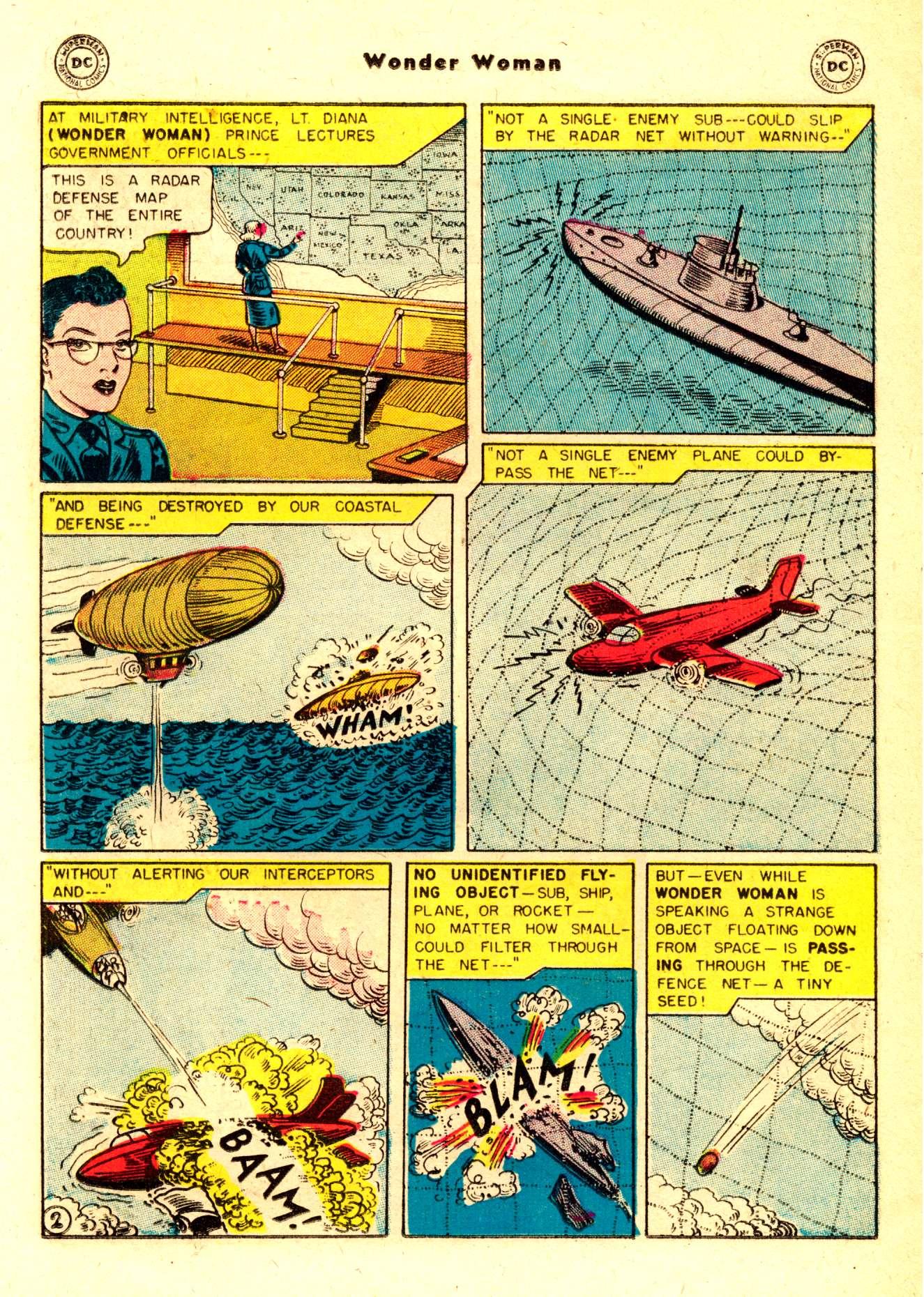 Read online Wonder Woman (1942) comic -  Issue #84 - 27