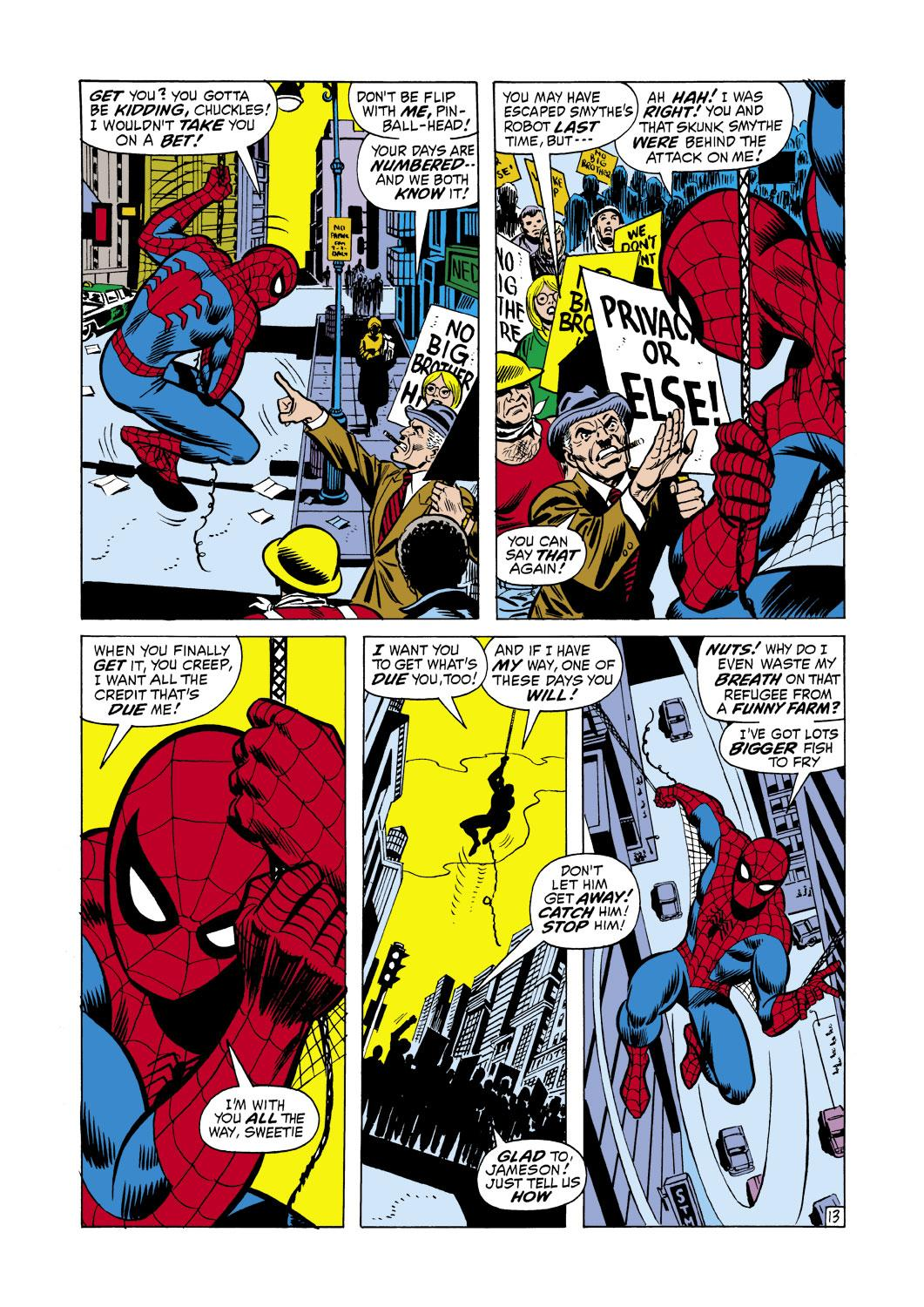 The Amazing Spider-Man (1963) 106 Page 13