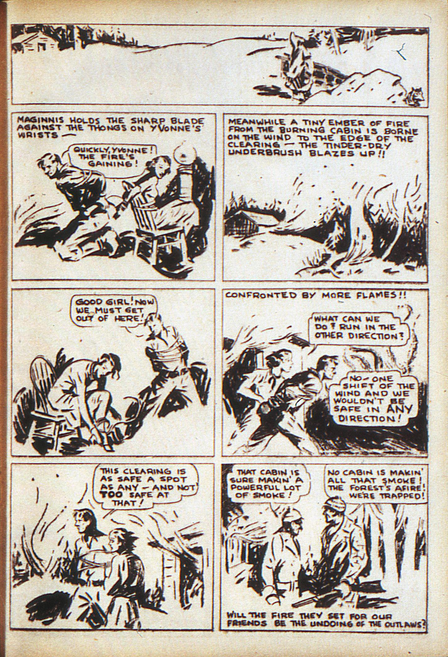 Read online Adventure Comics (1938) comic -  Issue #10 - 26