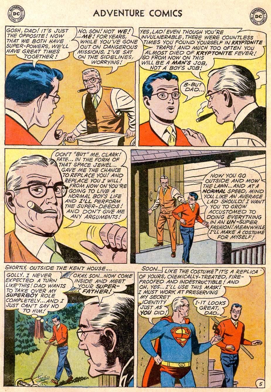 Read online Adventure Comics (1938) comic -  Issue #289 - 7