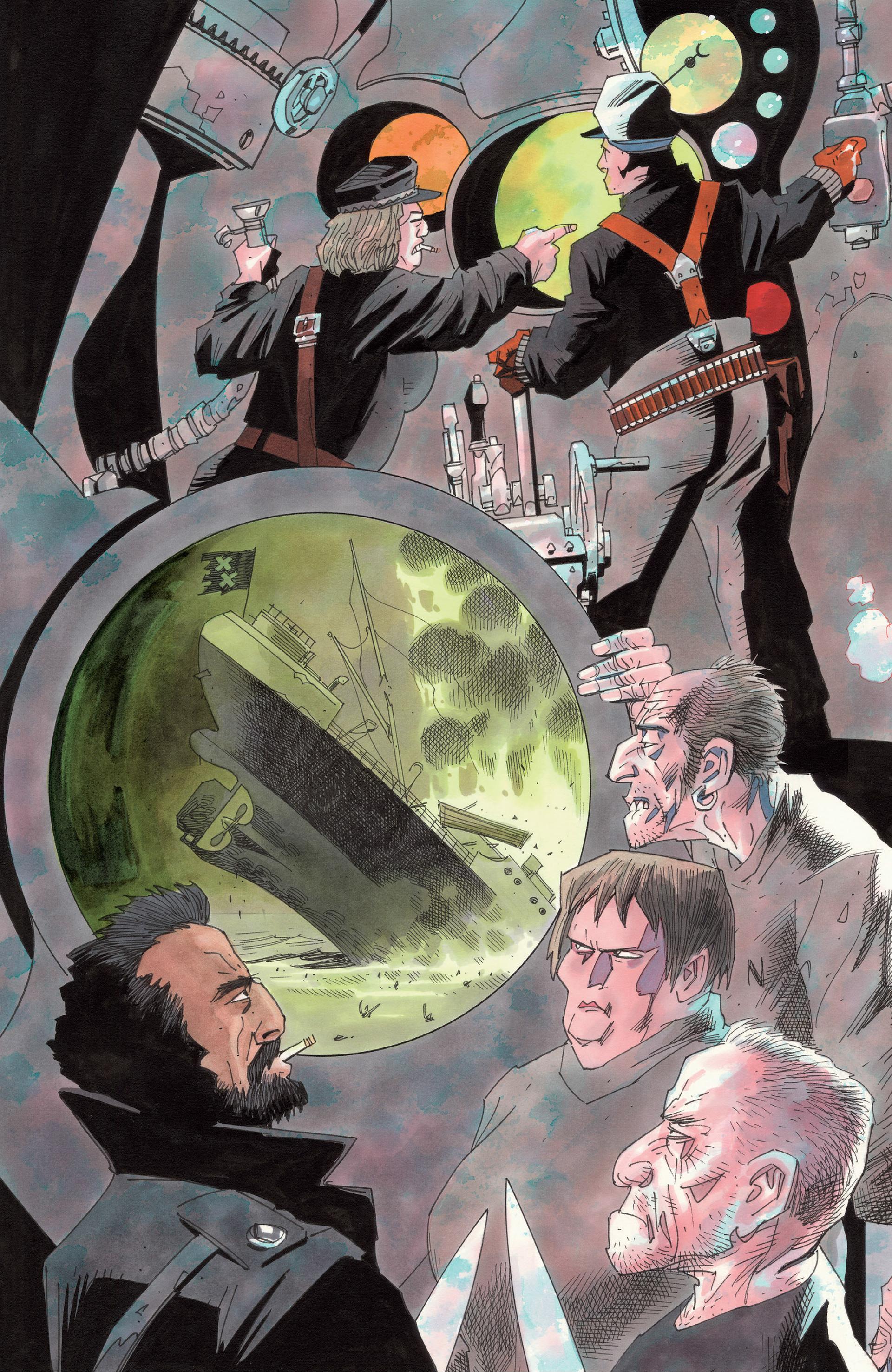 Read online Nemo: Heart of Ice comic -  Issue # Full - 2
