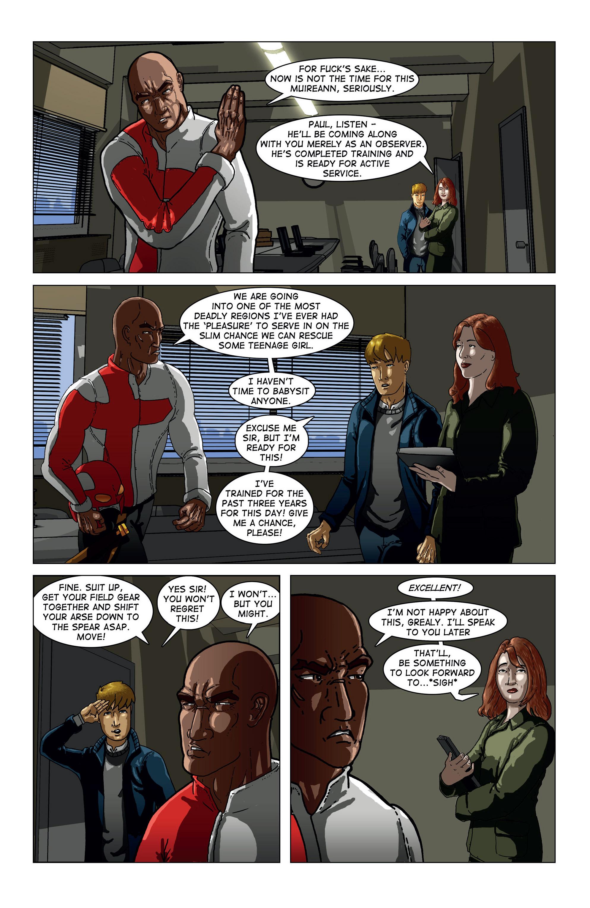Read online Vanguard (2015) comic -  Issue #1 - 18