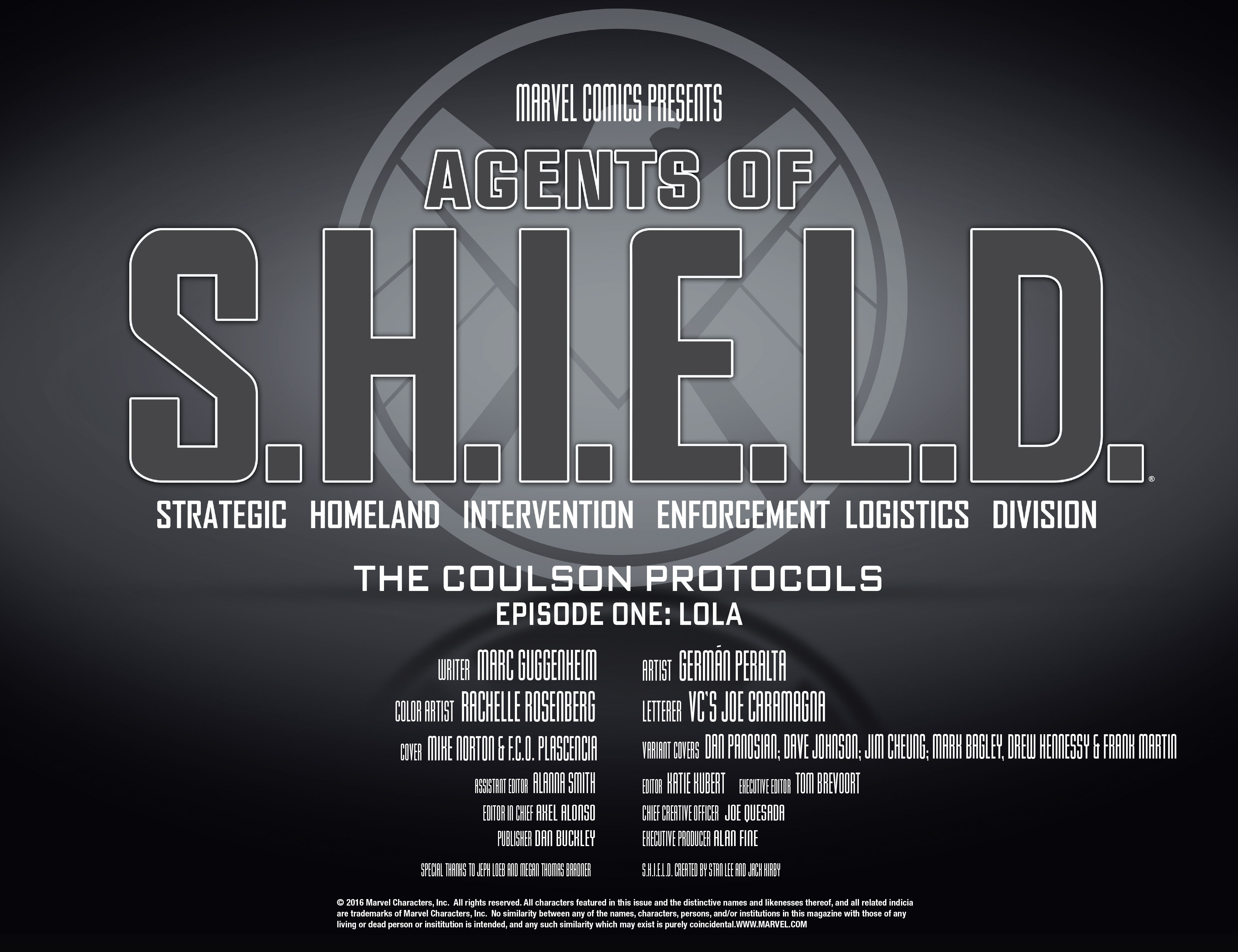 Read online Agents of S.H.I.E.L.D. comic -  Issue #1 - 4