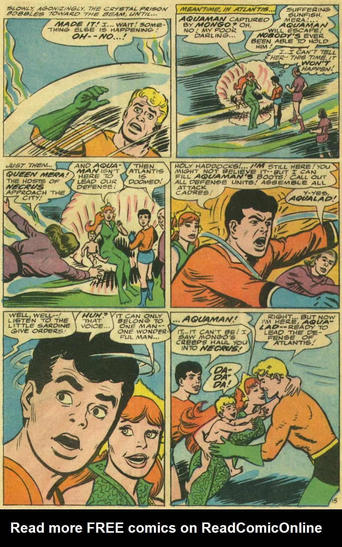 Read online Aquaman (1962) comic -  Issue #30 - 20