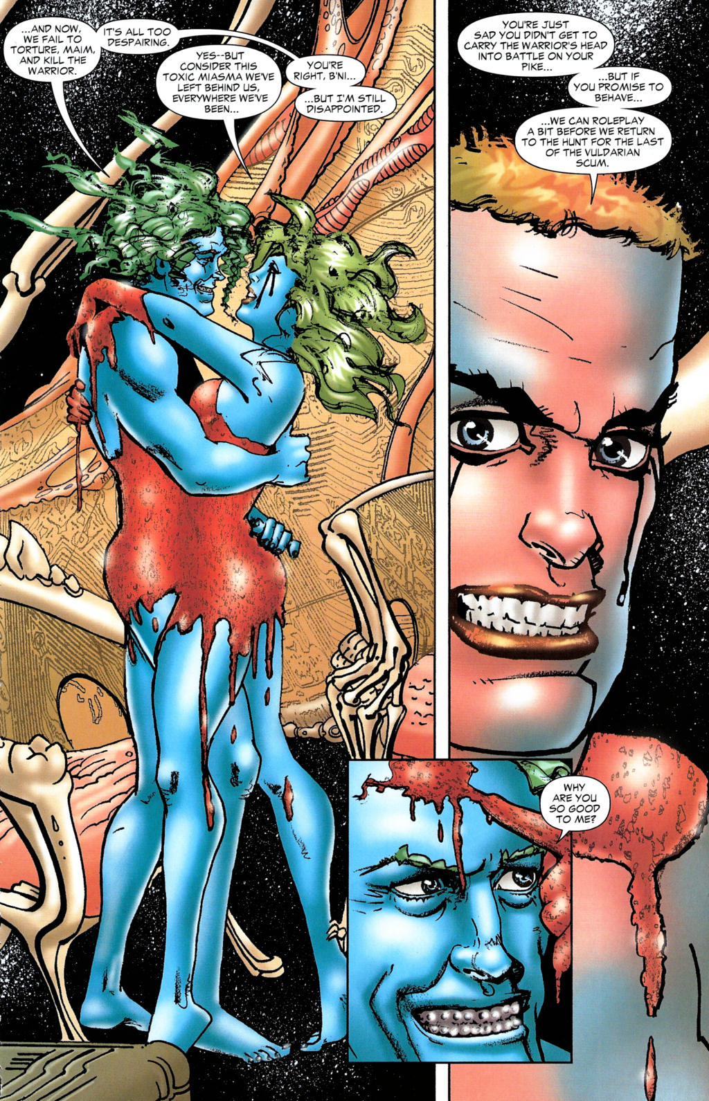 Read online Guy Gardner: Collateral Damage comic -  Issue #2 - 6