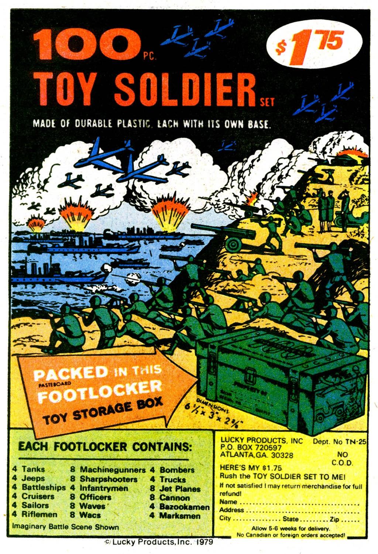 Read online Sgt. Rock comic -  Issue #332 - 33