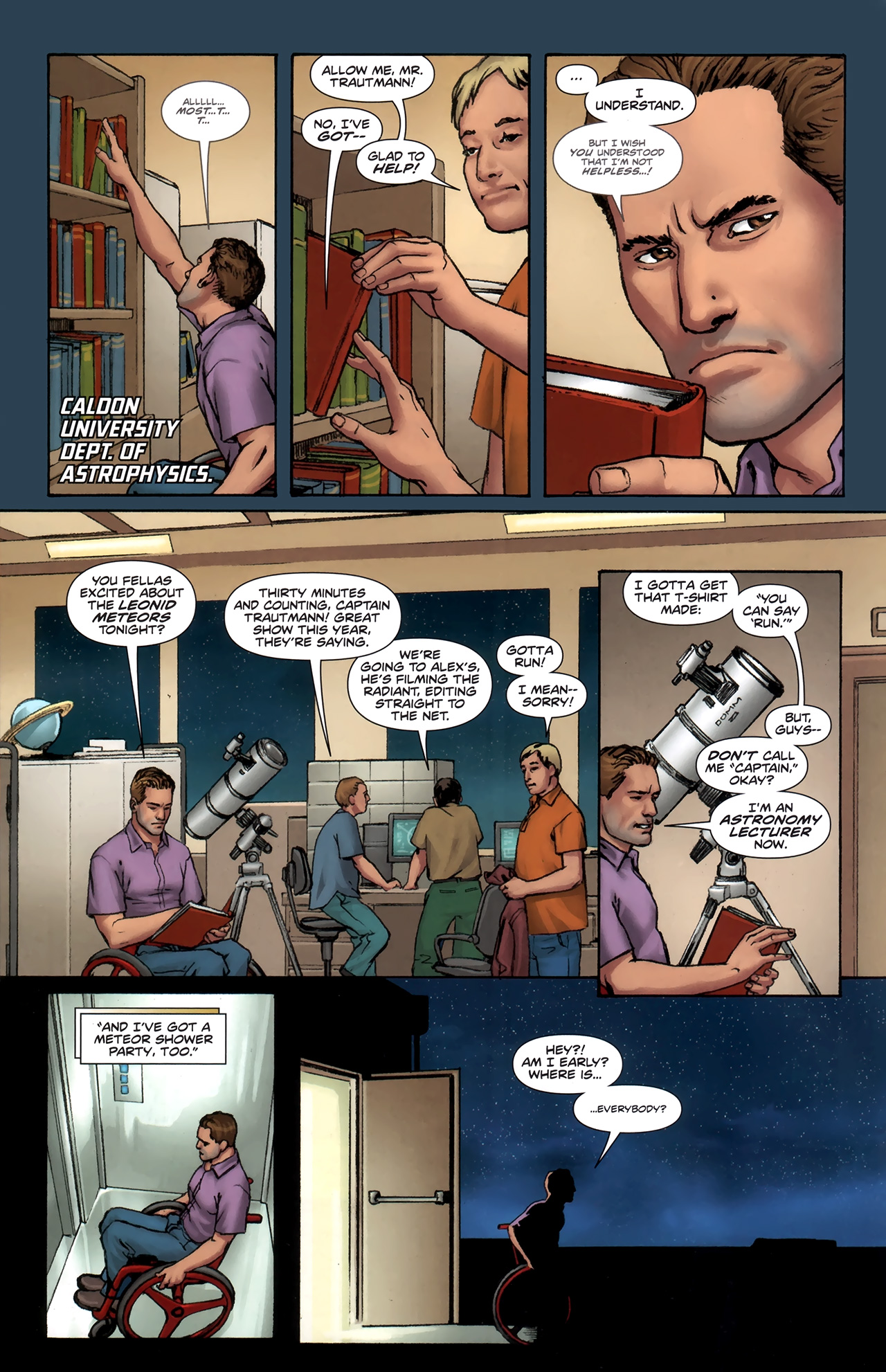 Read online Soldier Zero comic -  Issue #1 - 11
