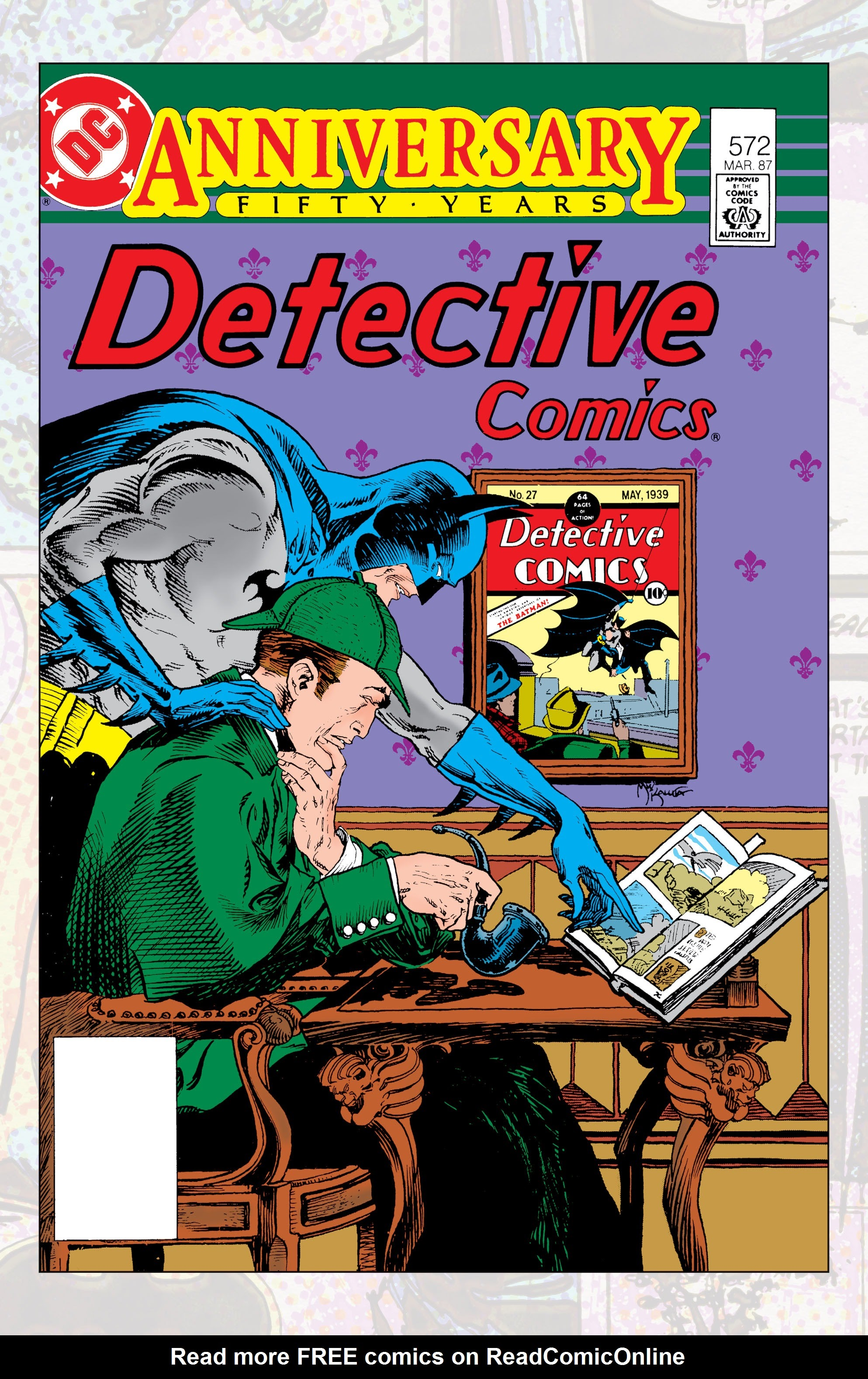 Detective Comics (1937) _TPB_Batman_-_The_Dark_Knight_Detective_1_(Part_2) Page 1