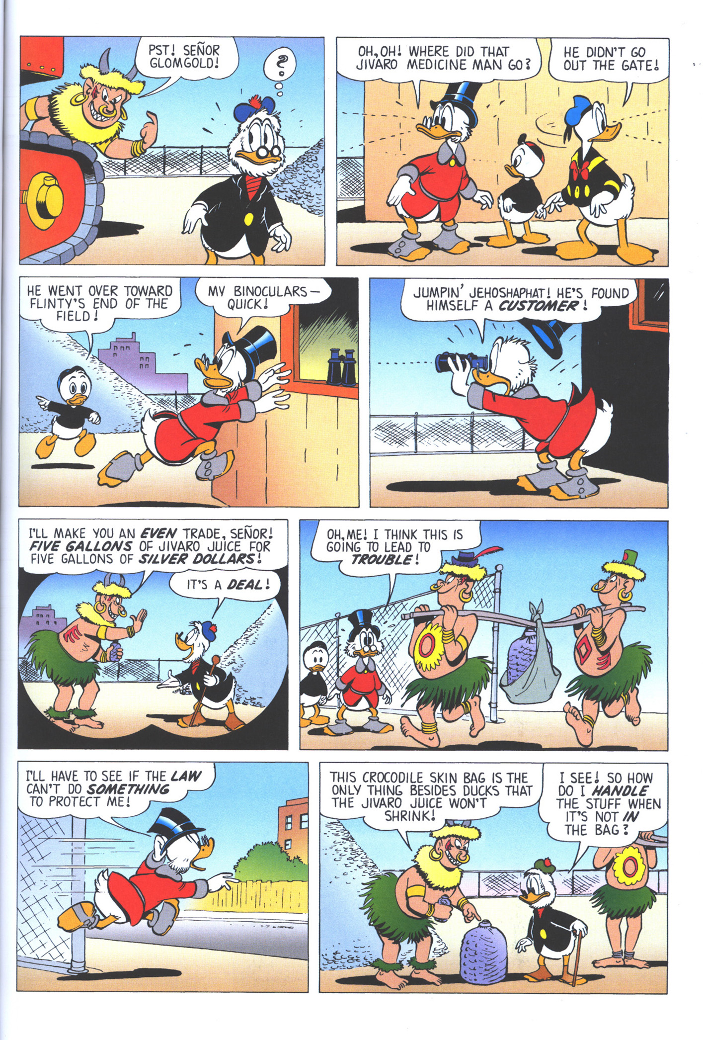 Read online Uncle Scrooge (1953) comic -  Issue #382 - 19