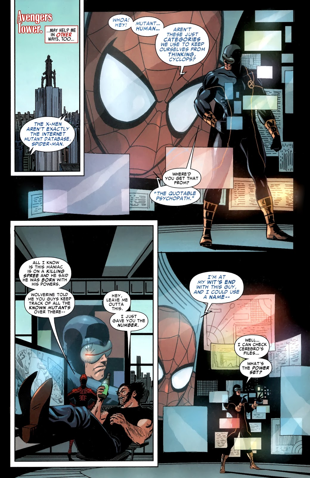 Web of Spider-Man (2009) Issue #9 #9 - English 18