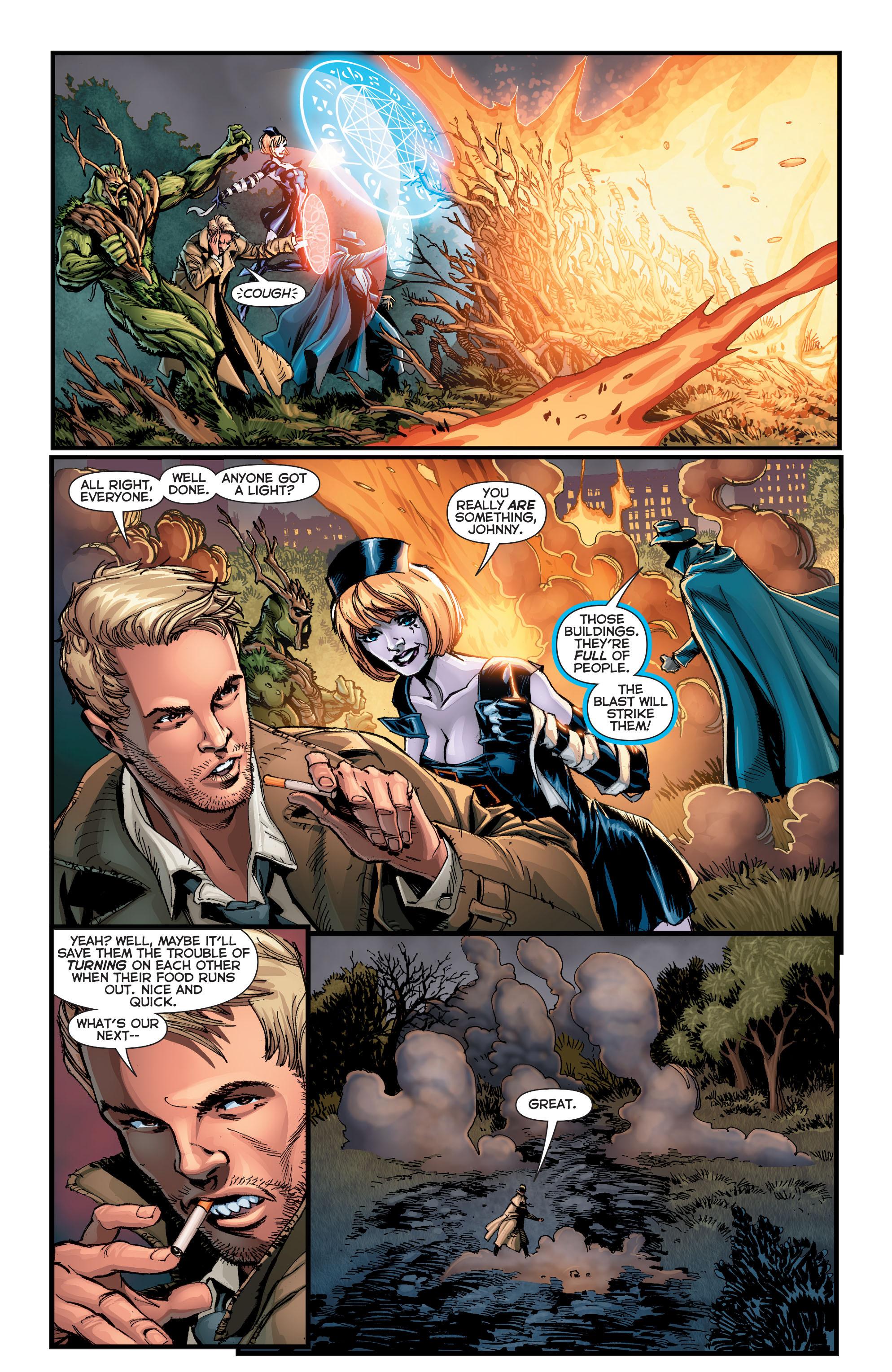 Read online Trinity of Sin: Pandora comic -  Issue #6 - 8