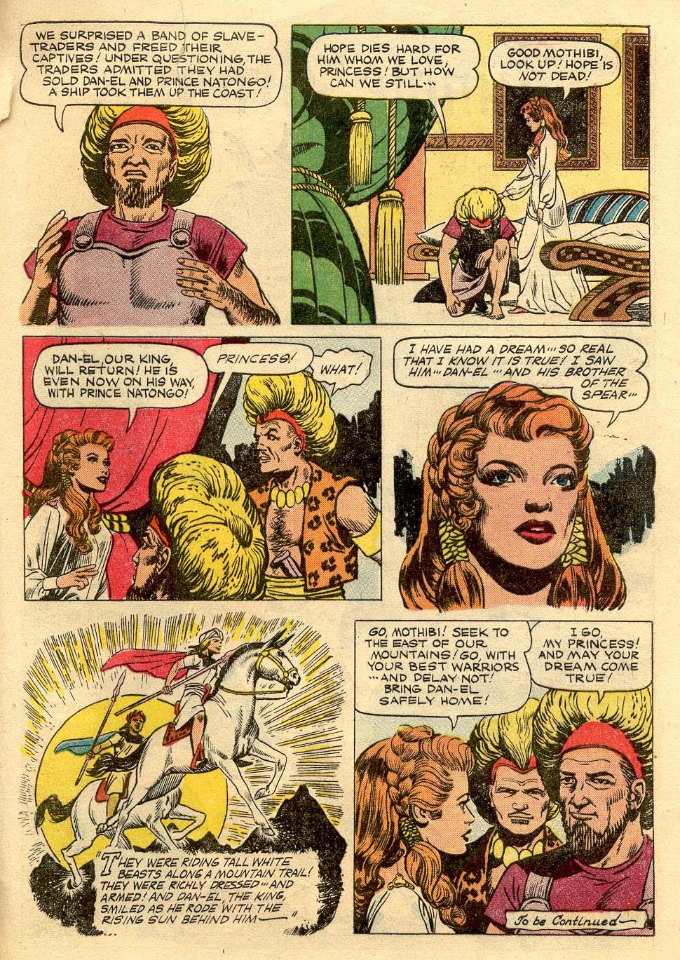 Tarzan (1948) issue 62 - Page 34