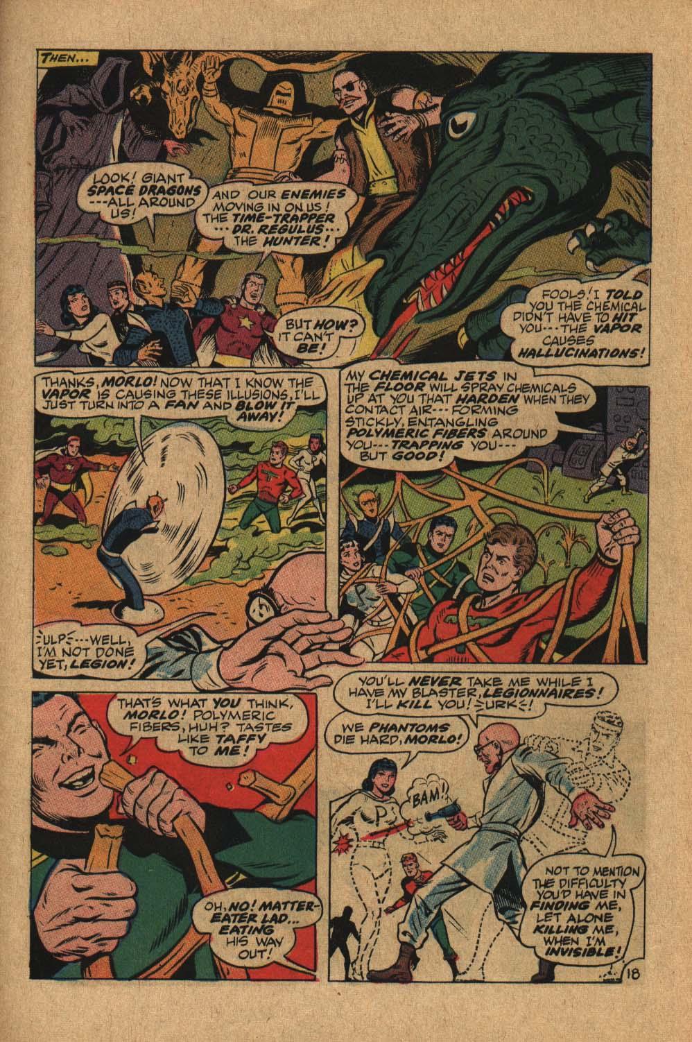 Read online Adventure Comics (1938) comic -  Issue #363 - 27