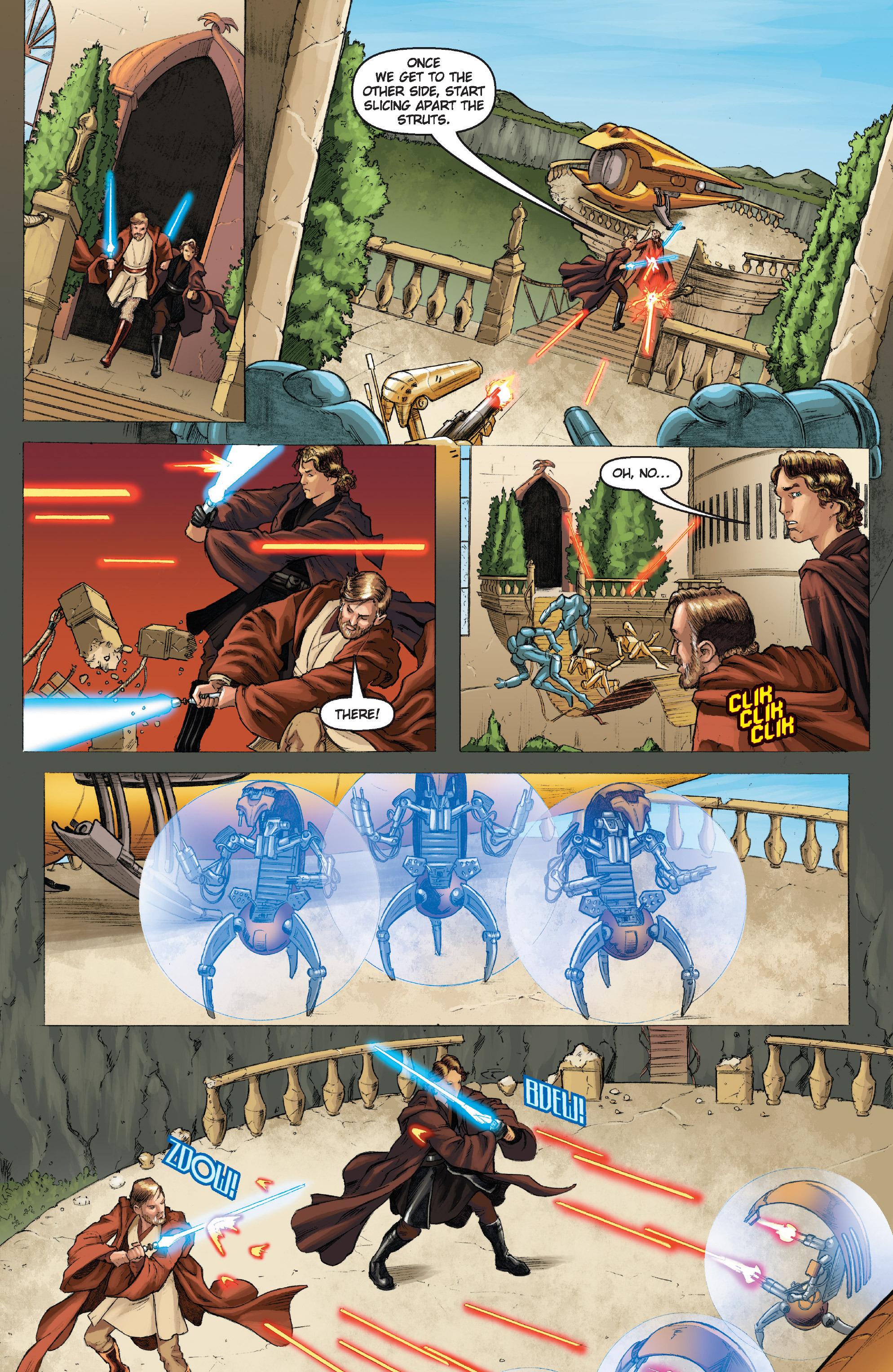 Read online Star Wars Omnibus comic -  Issue # Vol. 26 - 206