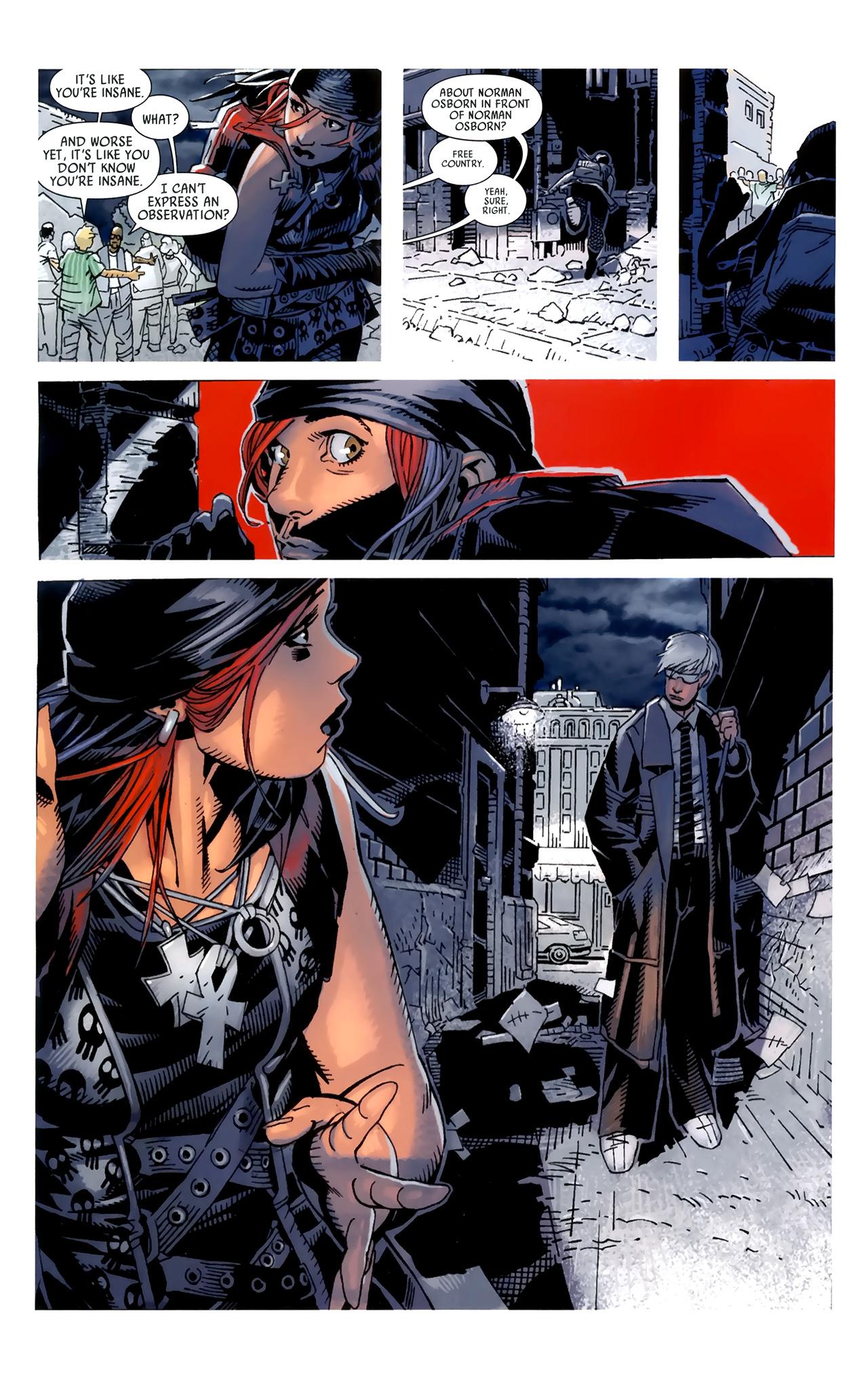 Read online Dark Avengers (2009) comic -  Issue # _Annual 1 - 24