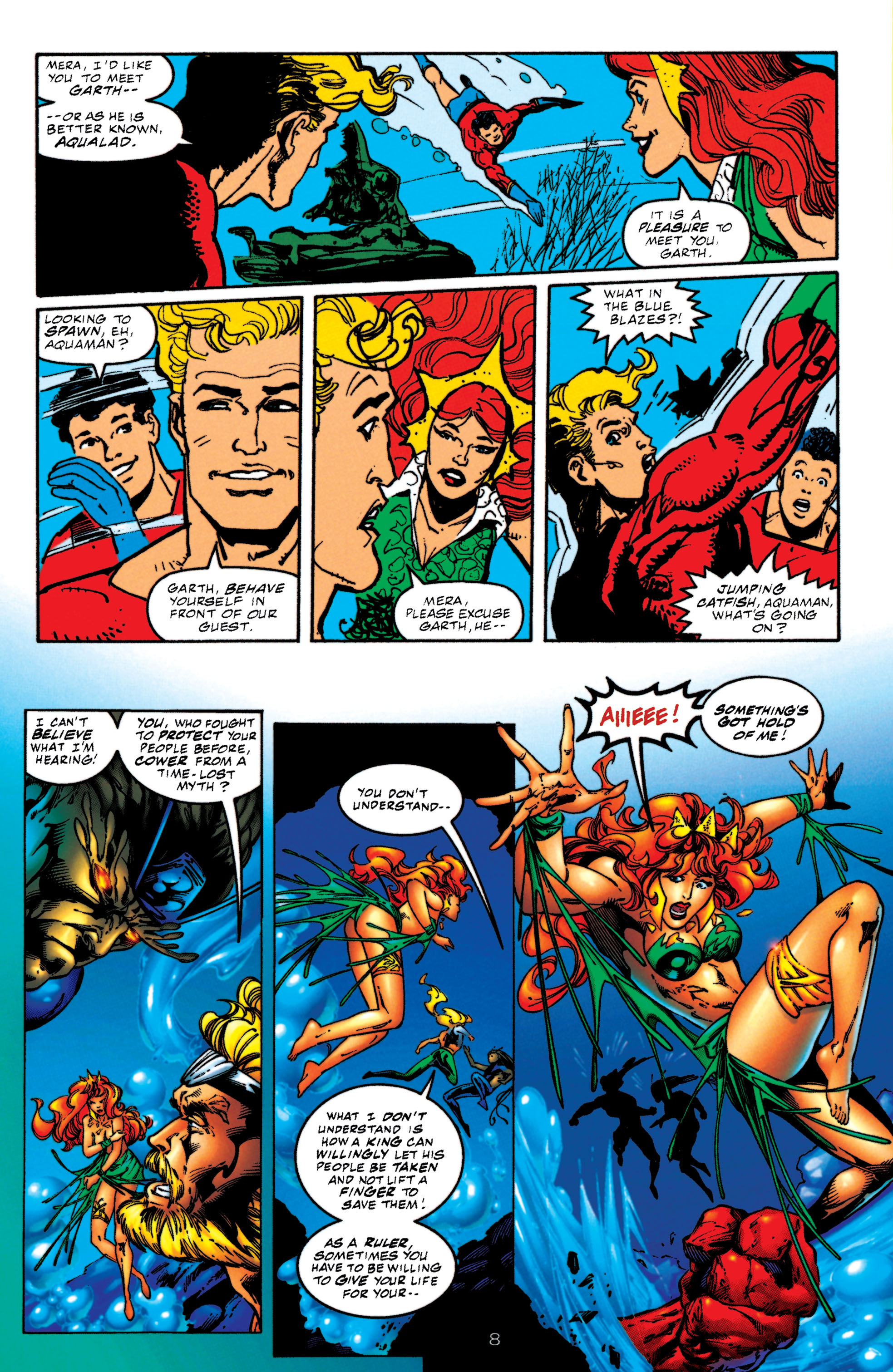 Read online Aquaman (1994) comic -  Issue #52 - 8