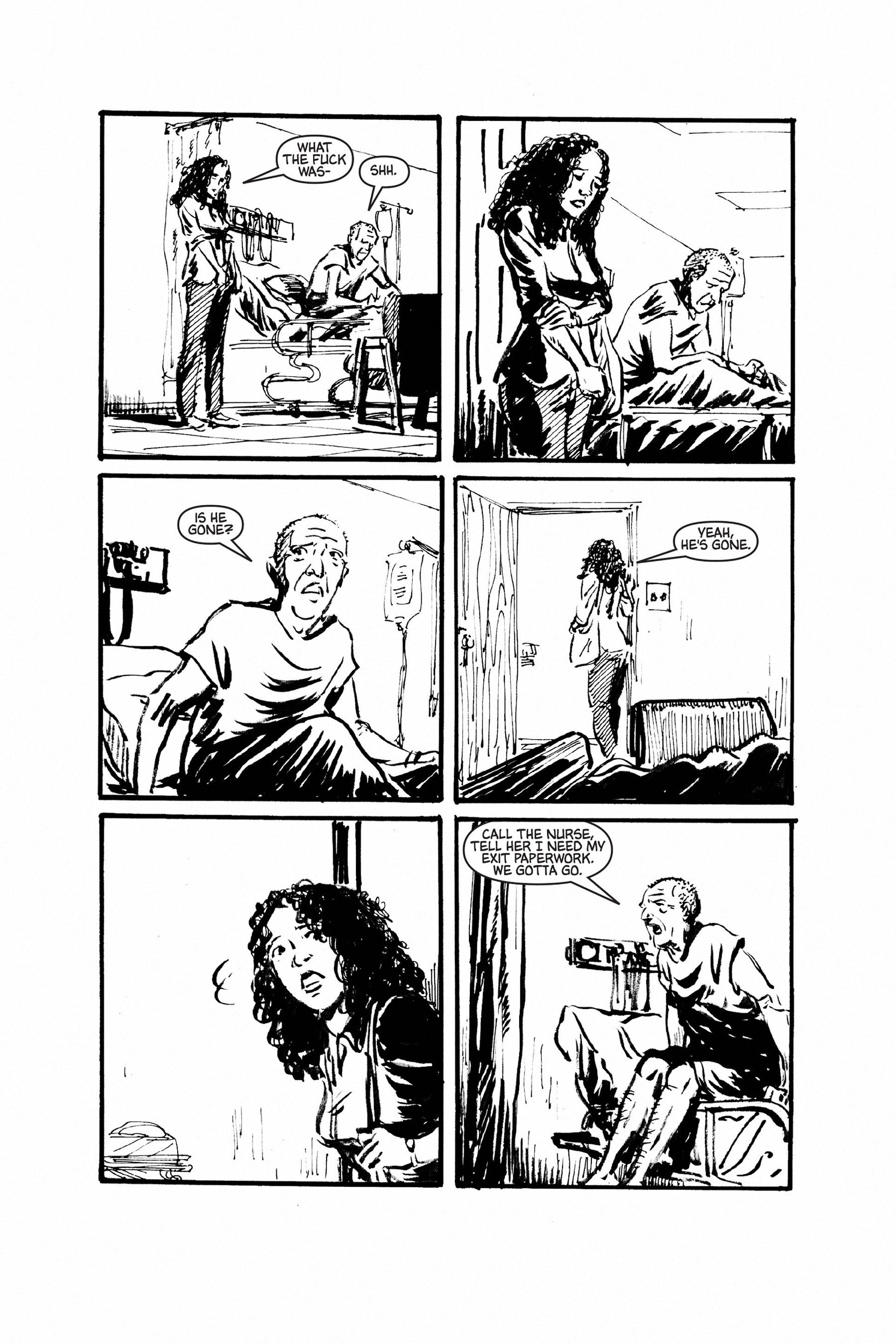 Read online Tumor comic -  Issue # TPB - 73