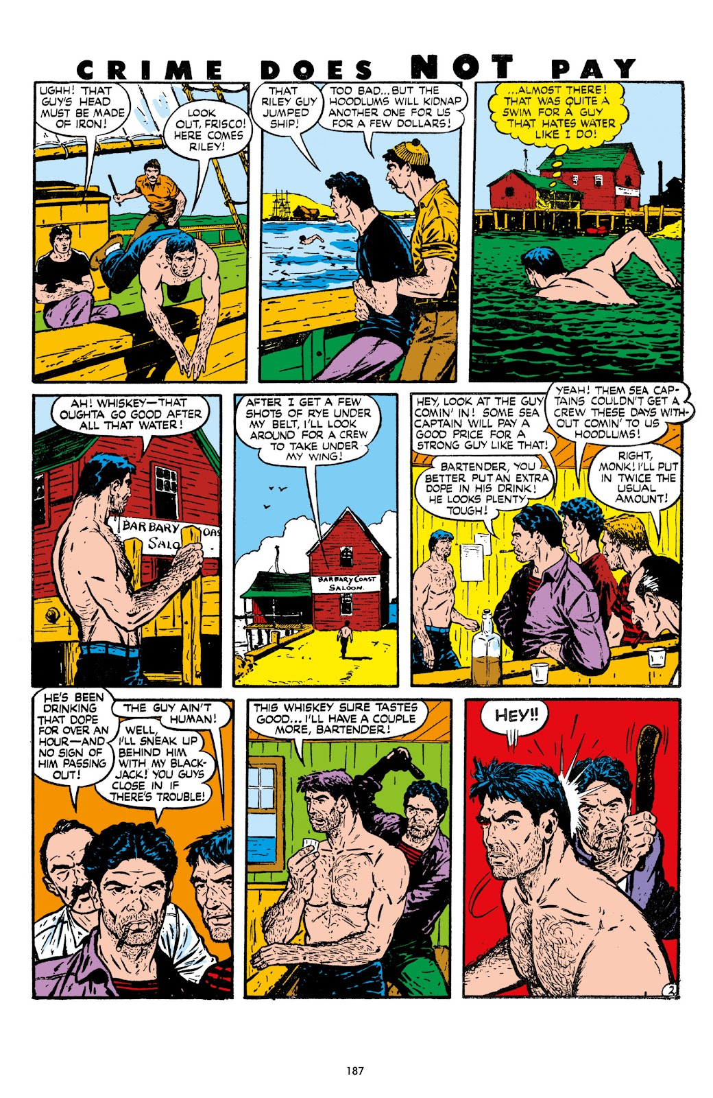 Read online Crime Does Not Pay Archives comic -  Issue # TPB 7 (Part 2) - 88