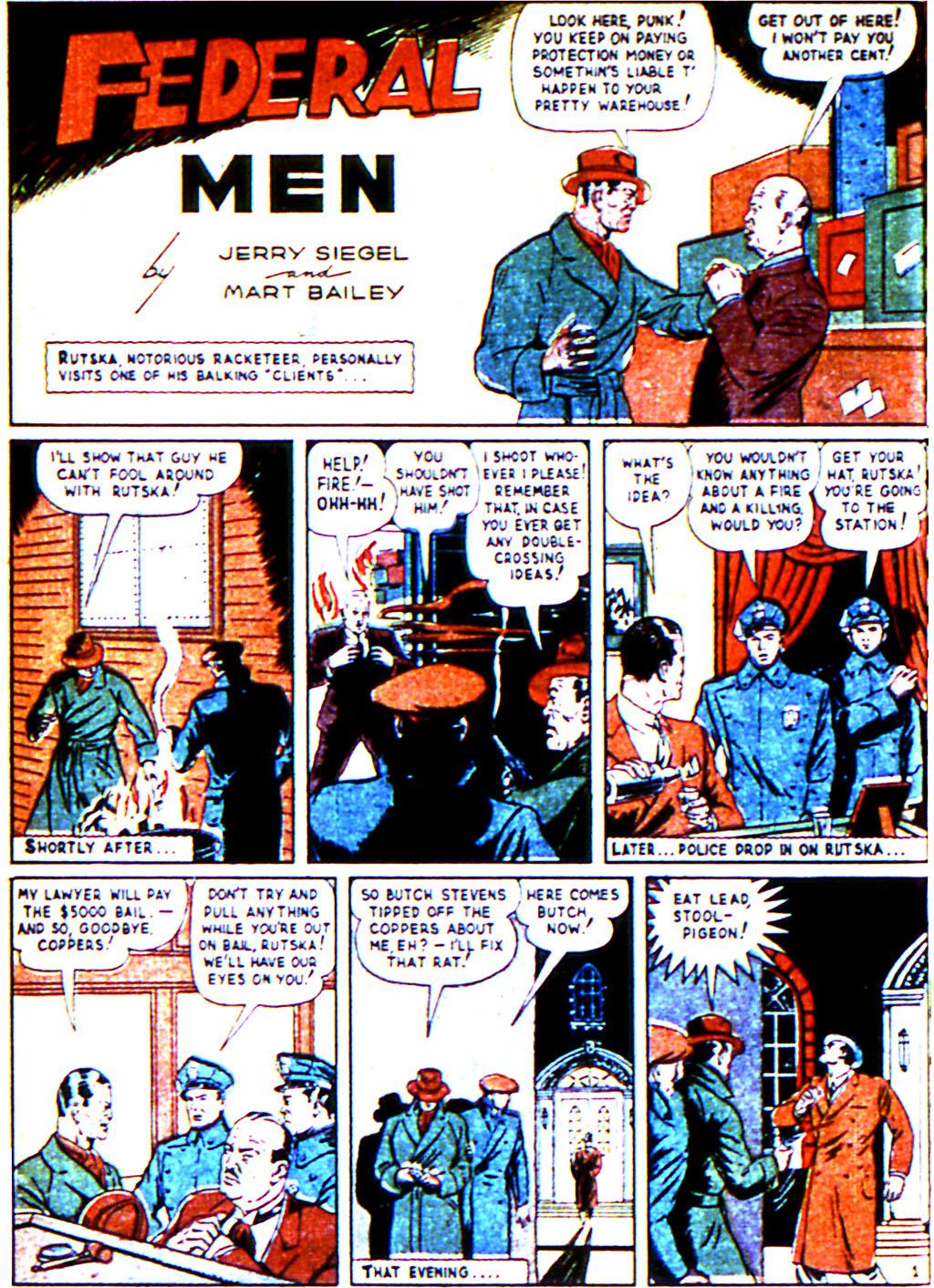 Read online Adventure Comics (1938) comic -  Issue #45 - 22