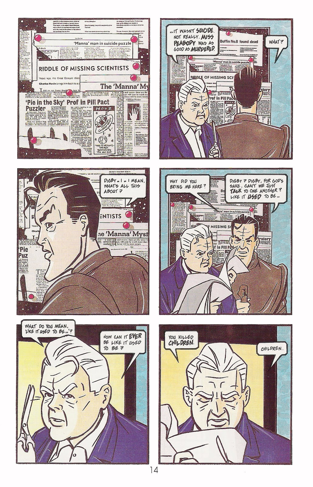 Read online Dare comic -  Issue #2 - 15
