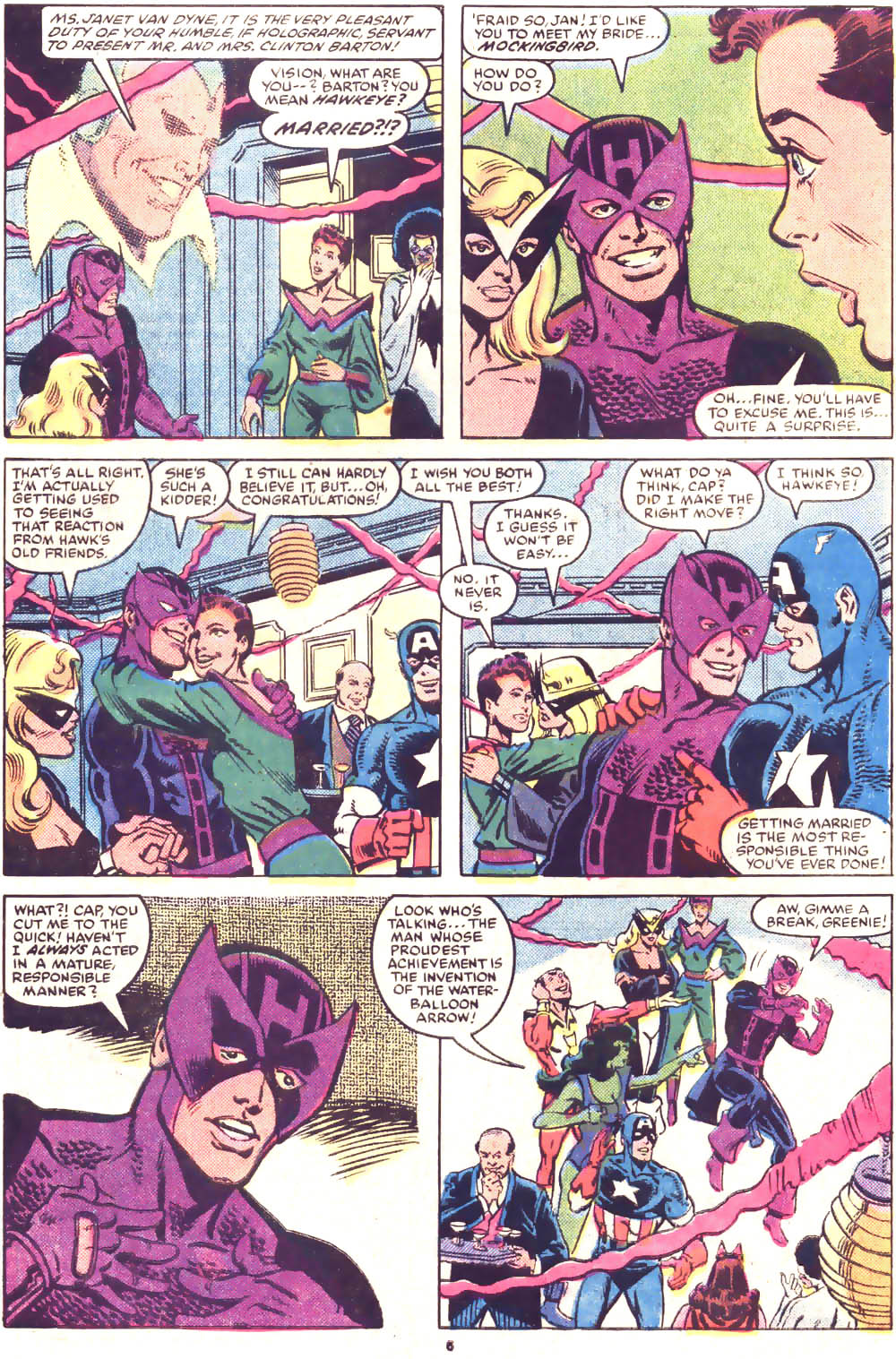 The Avengers (1963) 242 Page 6