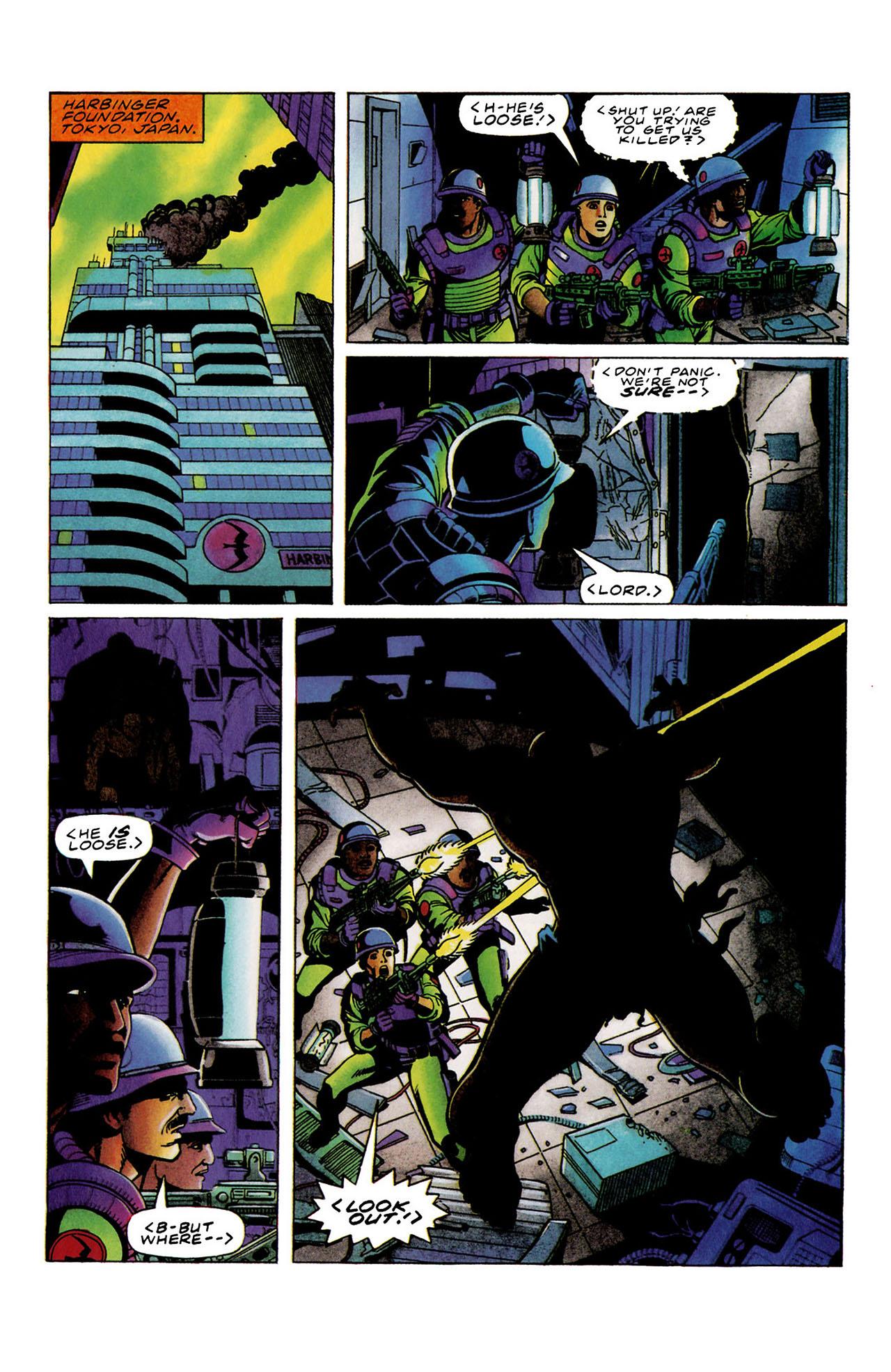 Read online Harbinger (1992) comic -  Issue #34 - 14