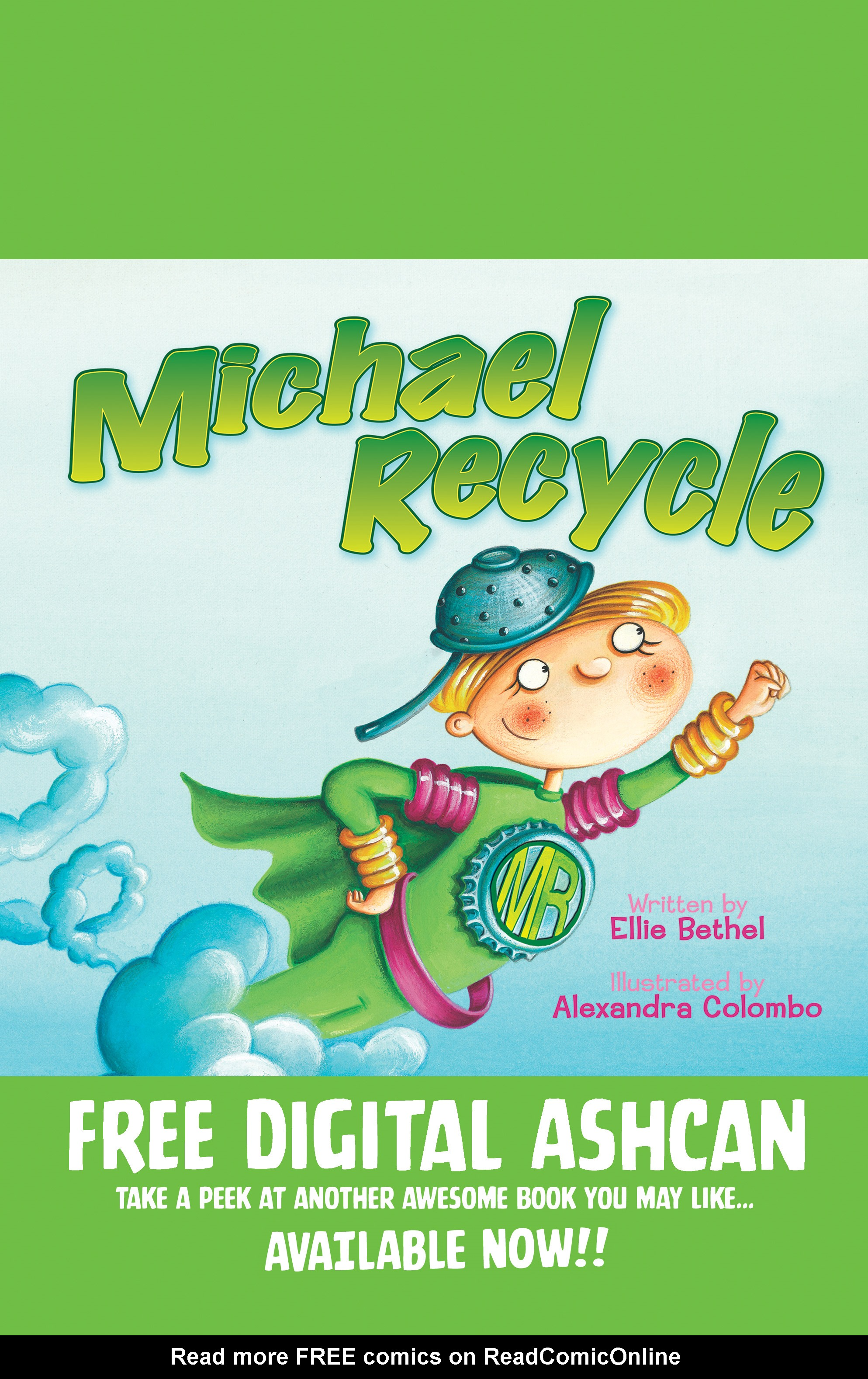Read online Michael Recycle comic -  Issue #4 - 27