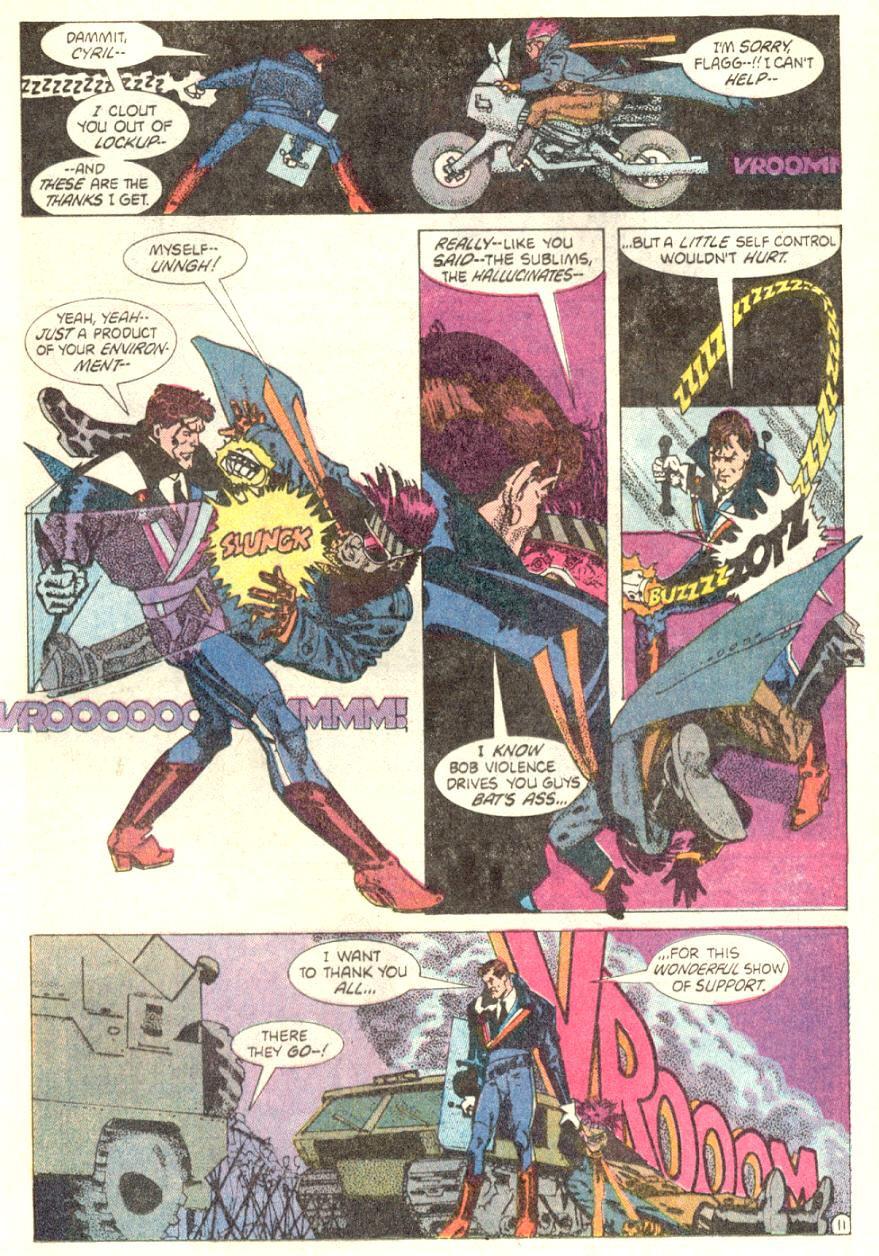 American Flagg! issue 4 - Page 12