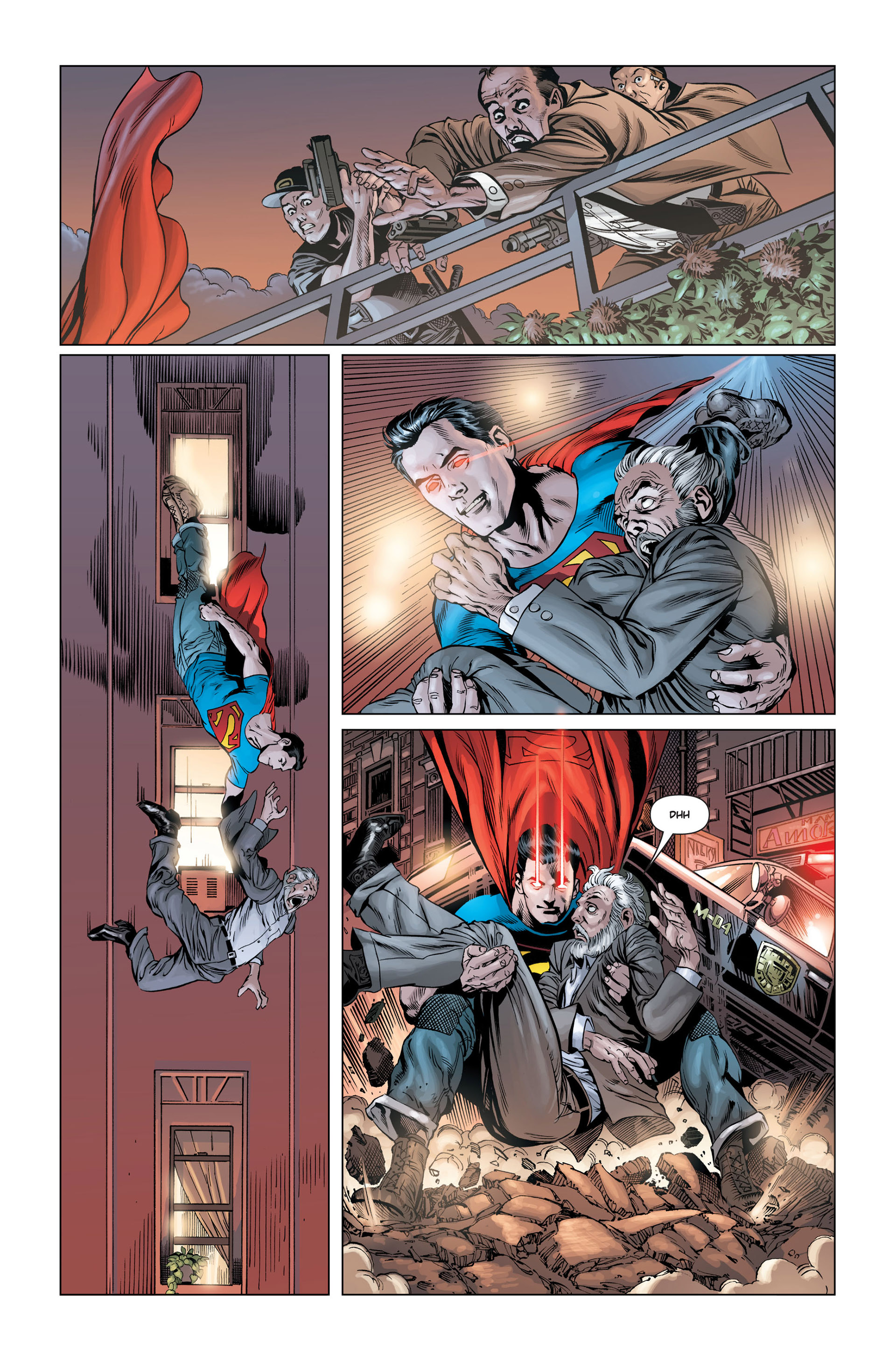 Read online Action Comics (2011) comic -  Issue #1 - 13