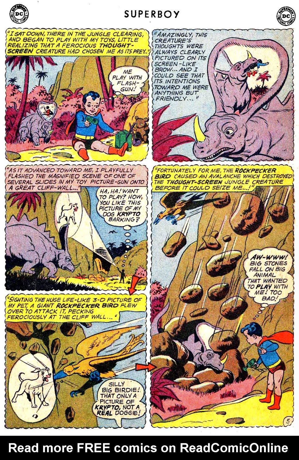 Superboy (1949) issue 87 - Page 23