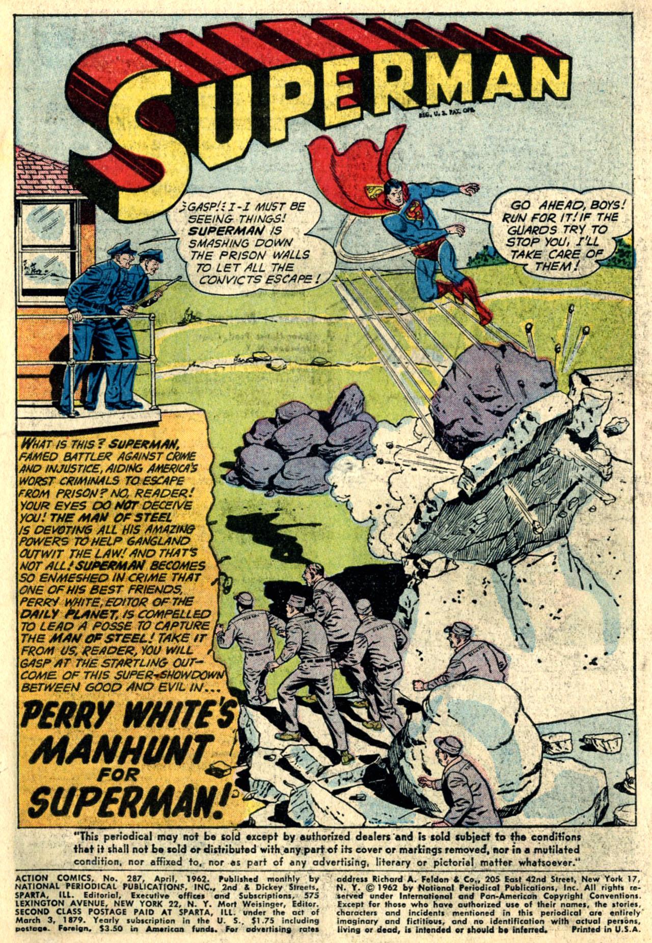 Action Comics (1938) 287 Page 2