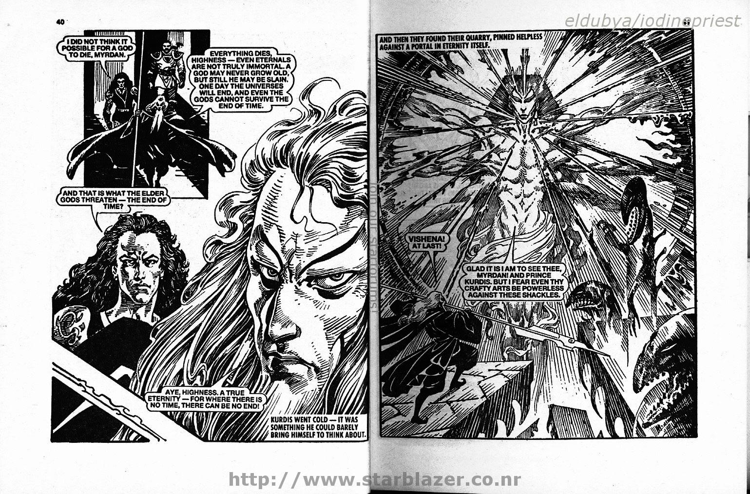 Starblazer issue 271 - Page 22