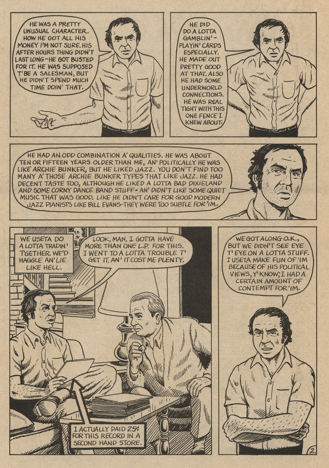 American Splendor (1976) issue 6 - Page 31