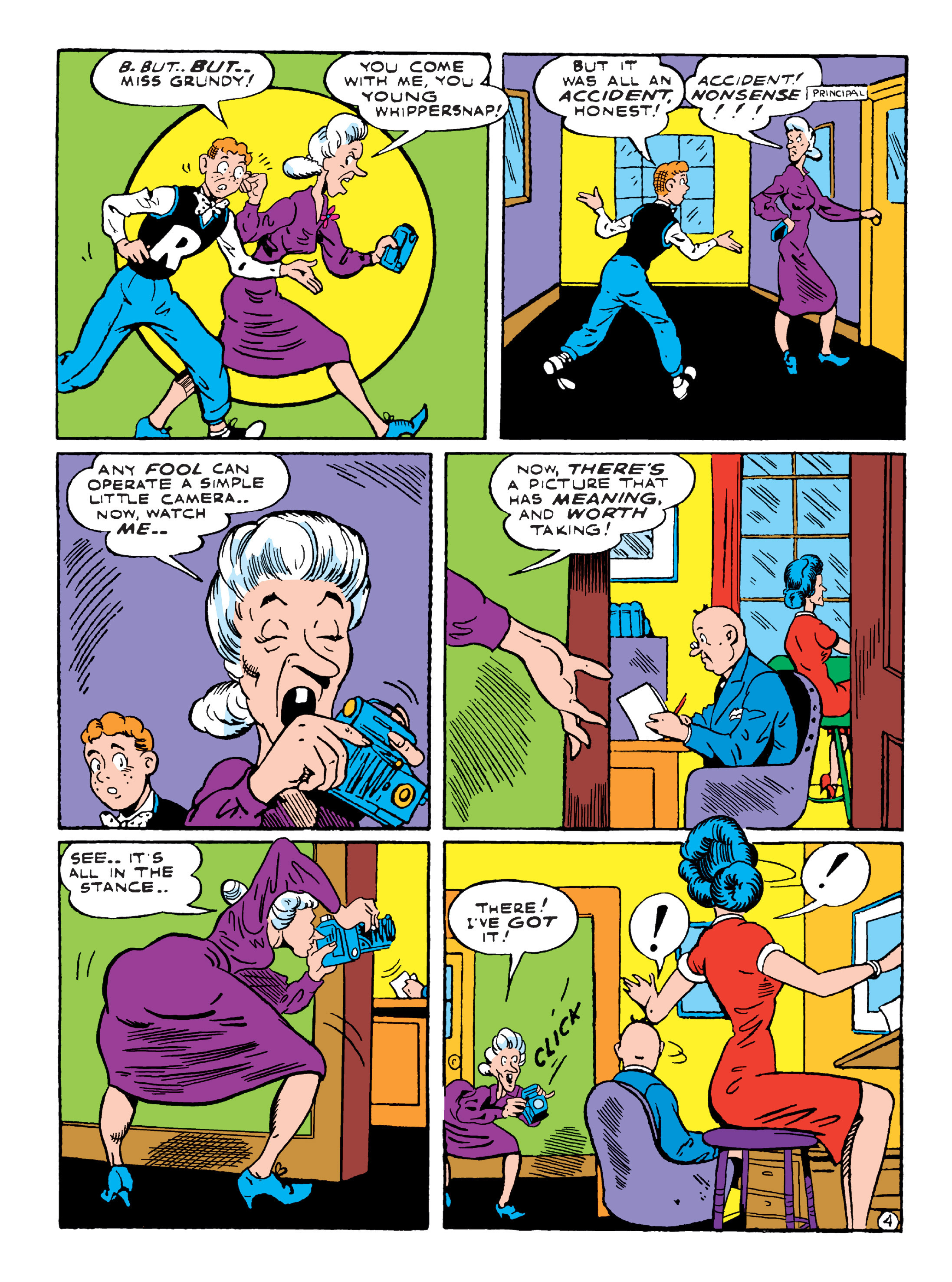 Read online Archie Giant Comics Collection comic -  Issue #Archie Giant Comics Collection TPB (Part 2) - 131