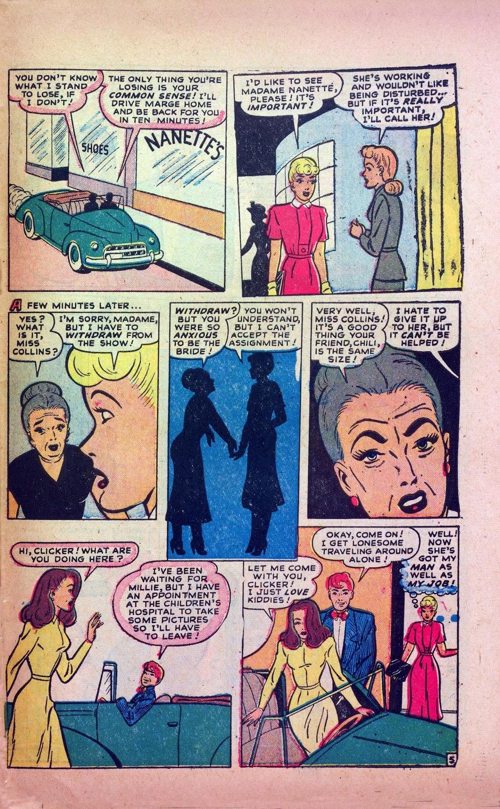 Read online Joker Comics comic -  Issue #36 - 29