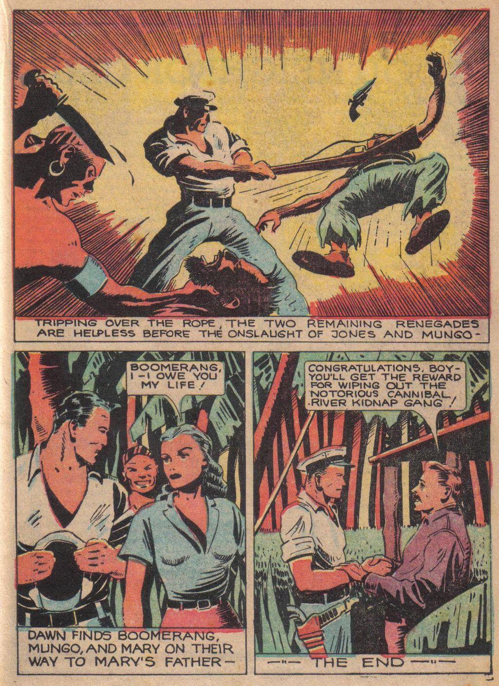 Read online Adventure Comics (1938) comic -  Issue #24 - 41