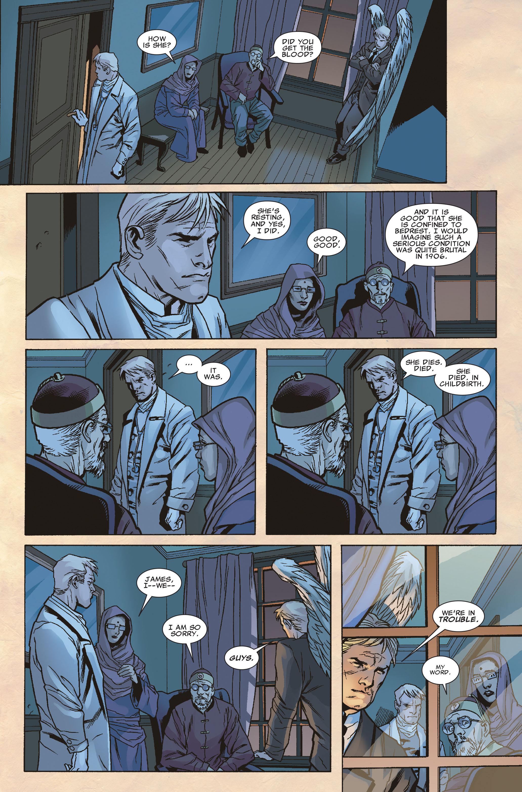Read online Uncanny X-Men (1963) comic -  Issue #512 - 29