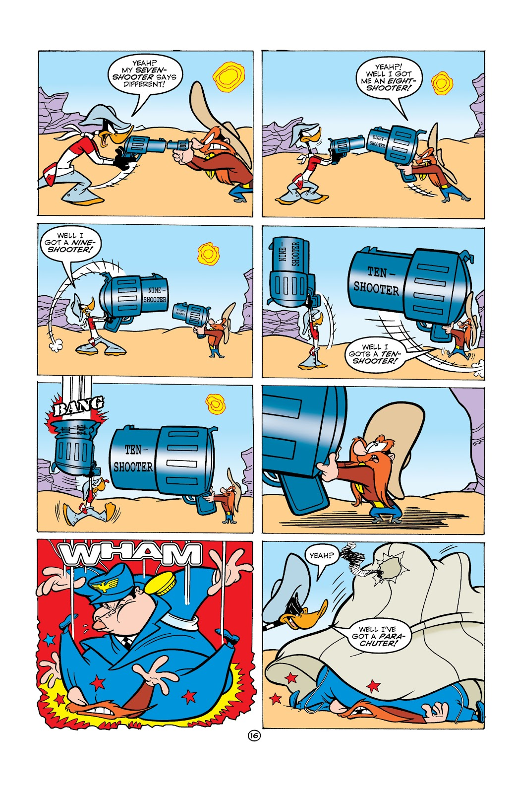 Looney Tunes (1994) Issue #75 #35 - English 17