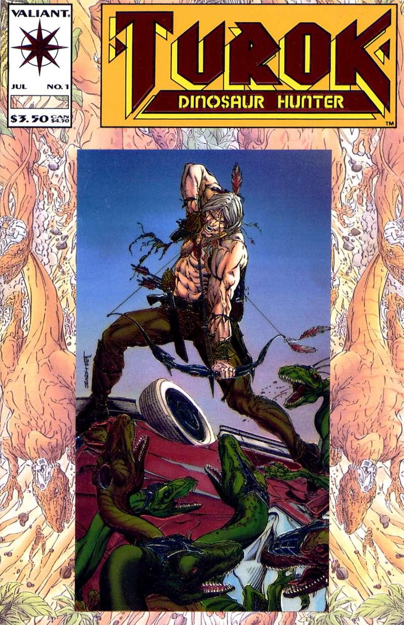 Read online Turok, Dinosaur Hunter (1993) comic -  Issue #1 - 1